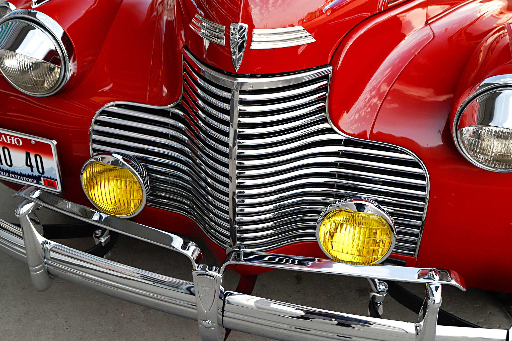 1940 Chevy Truck >> 1940 Chevy Master Deluxe - Making the Move