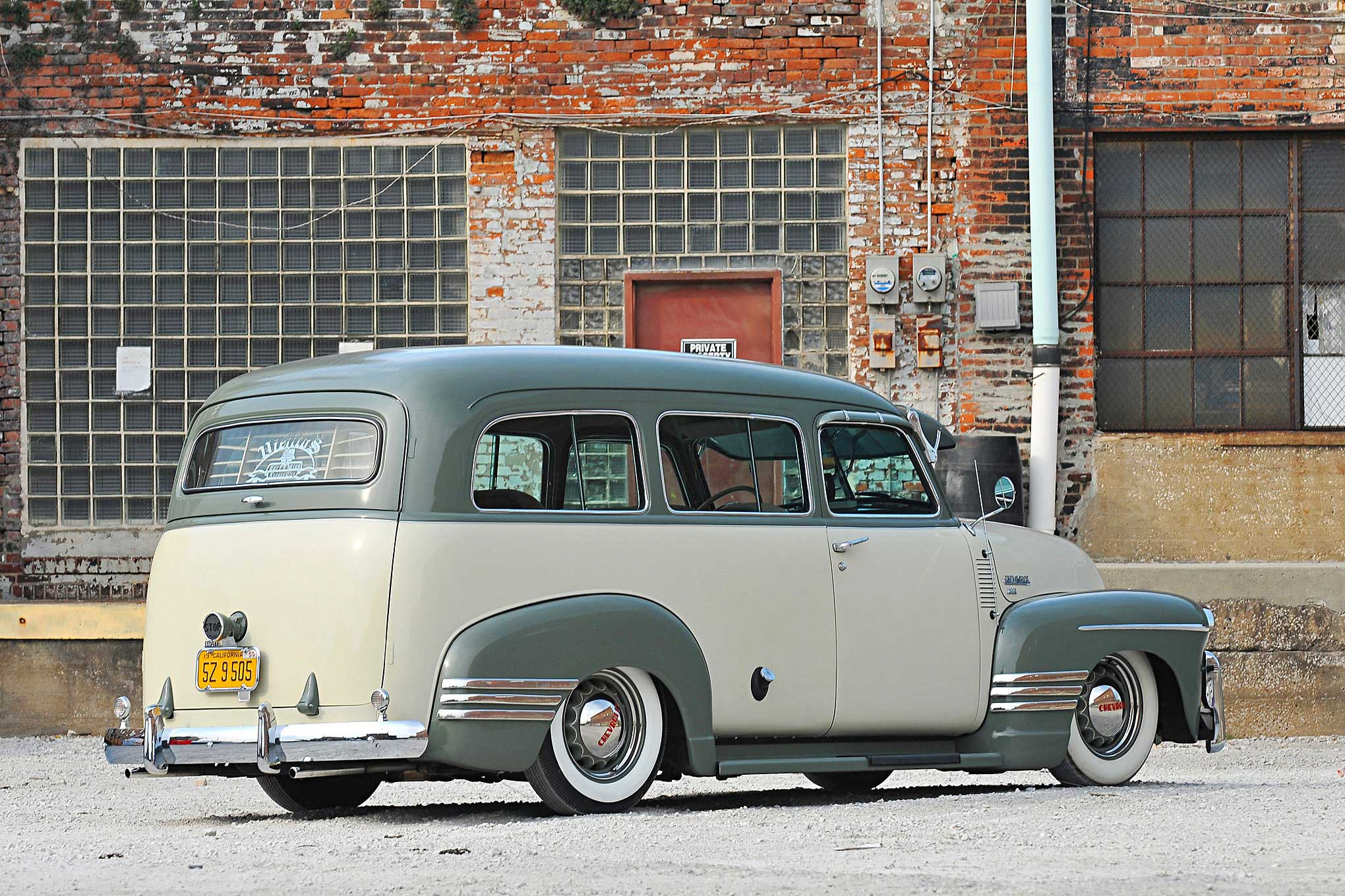 1950 Chevy Suburban Lowrider Wiring Diagrams 1949 Truck Chevrolet Driver Side Rear Quarter View Trucks About This Editor