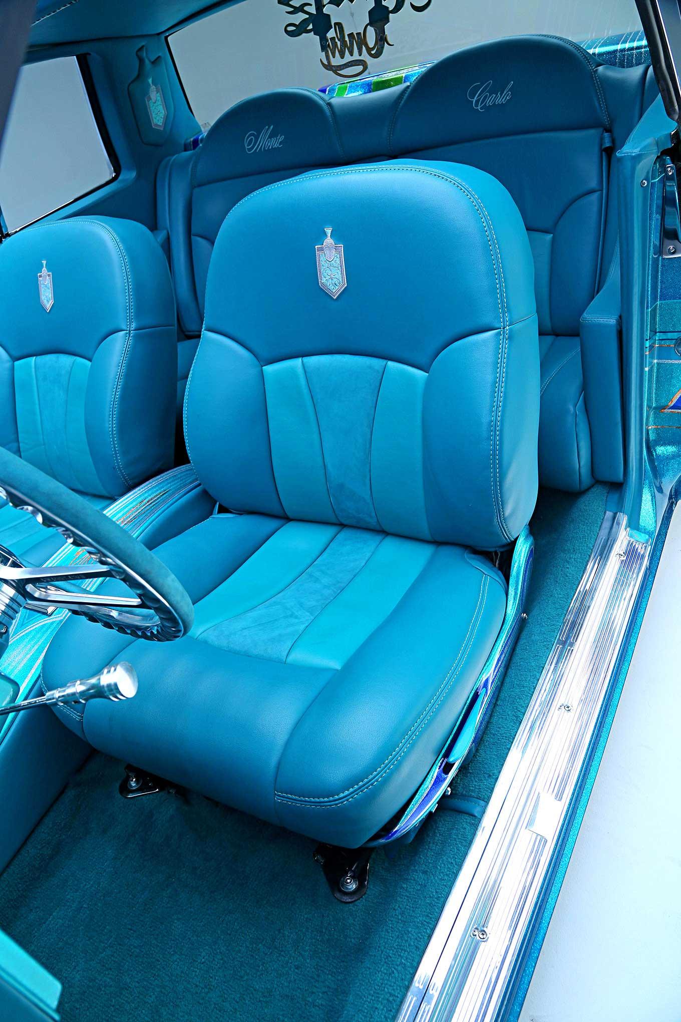 Pleasing 1979 Chevrolet Monte Carlo Bucket Driver Seat Lowrider Inzonedesignstudio Interior Chair Design Inzonedesignstudiocom