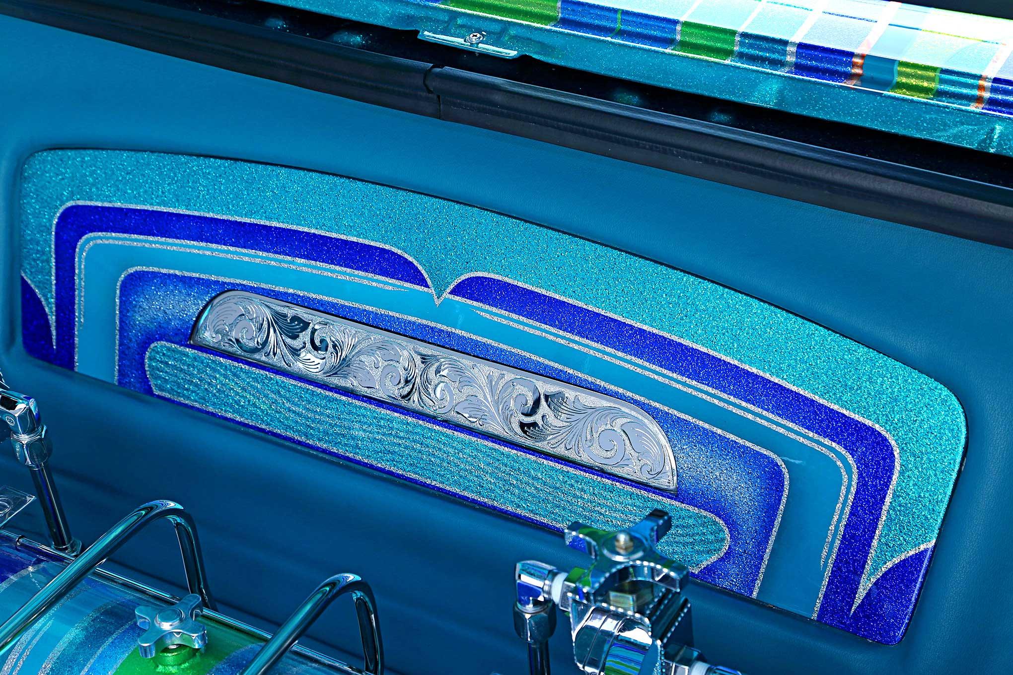 1979 Chevrolet Monte Carlo Custom Trunk Panel