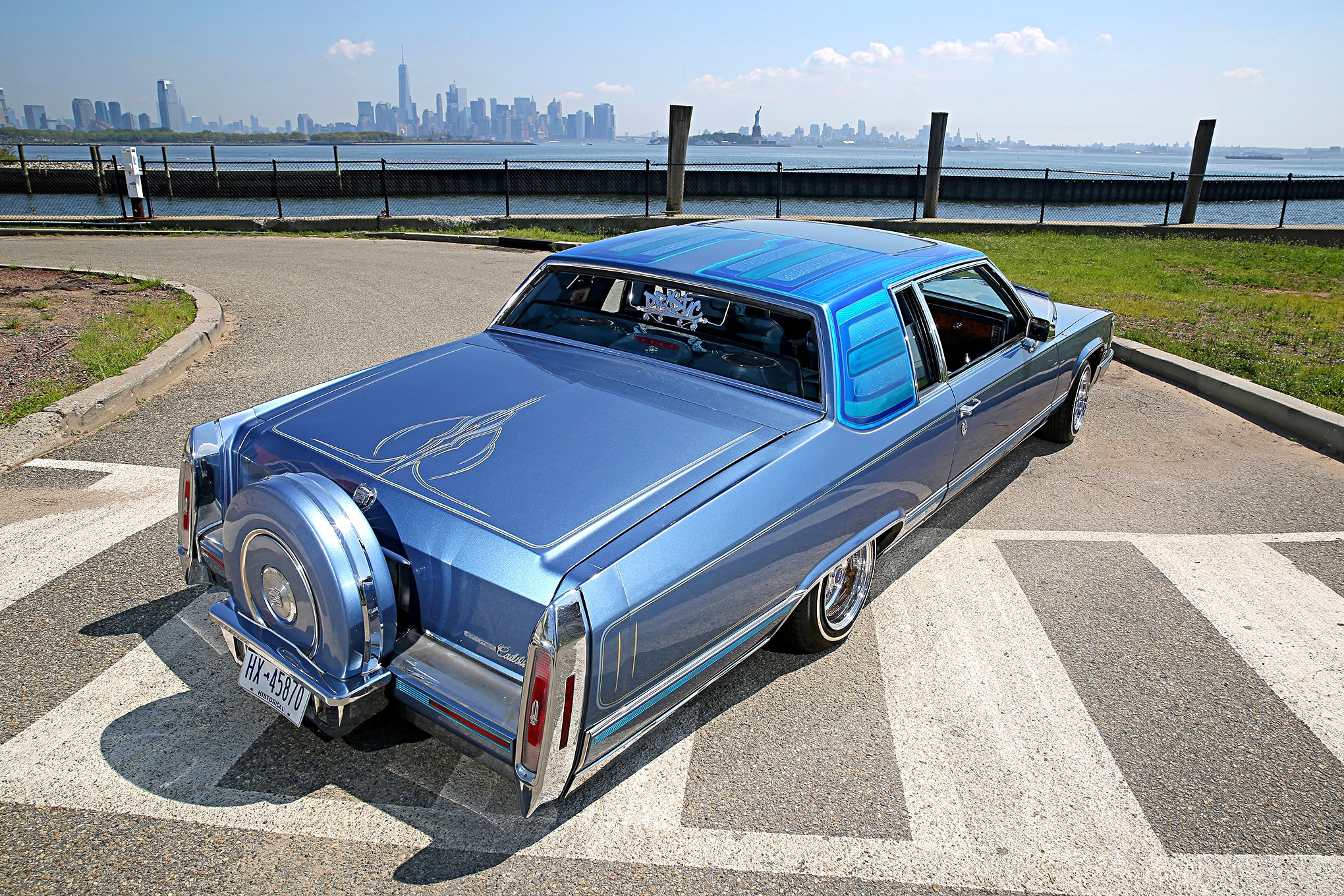 Mike Guptar's 1984 Cadillac Coupe De Ville - Brooklyn Projects