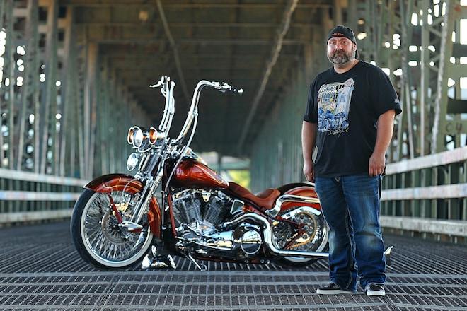 Louisville Harley Davidson >> This 1999 Harley-Davidson Softail Was Born To Ride