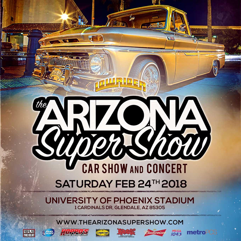 Arizona Super Show - Car show glendale az