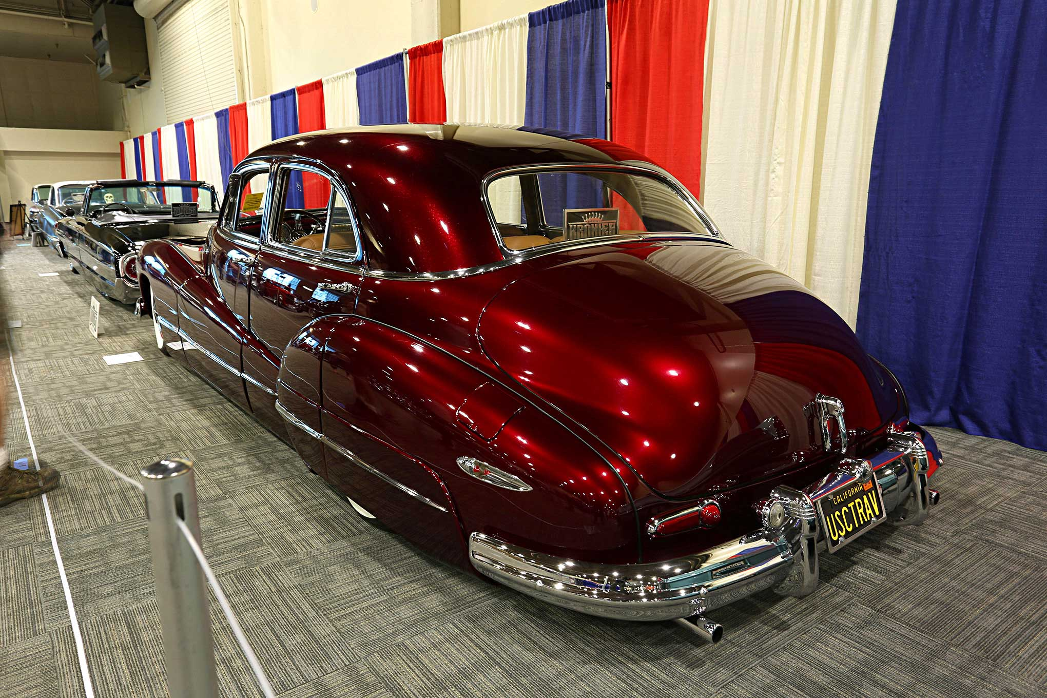 Grand National Roadster Show Buick Roadmaster
