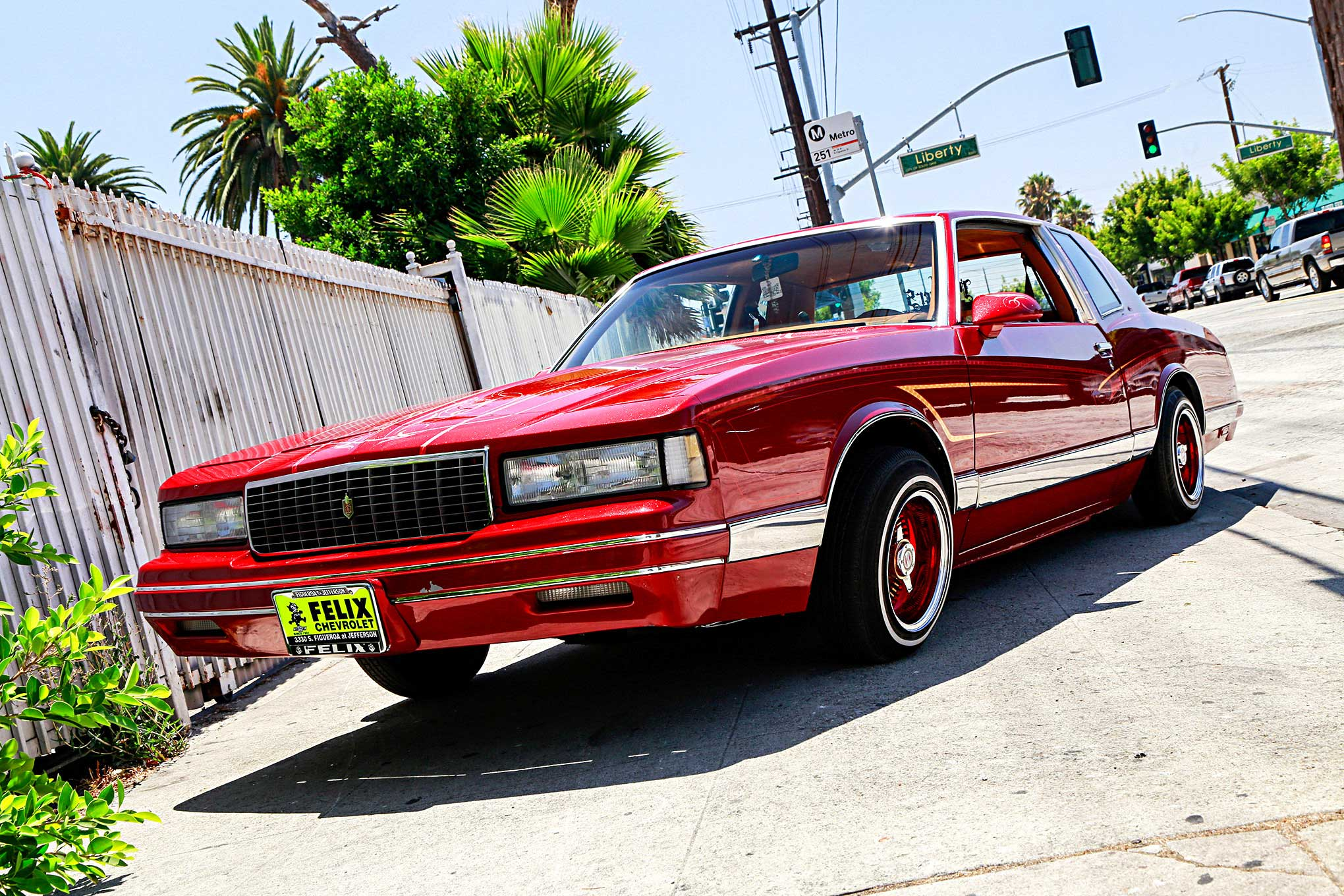 1987 Chevy Monte Carlo - Bloody Money