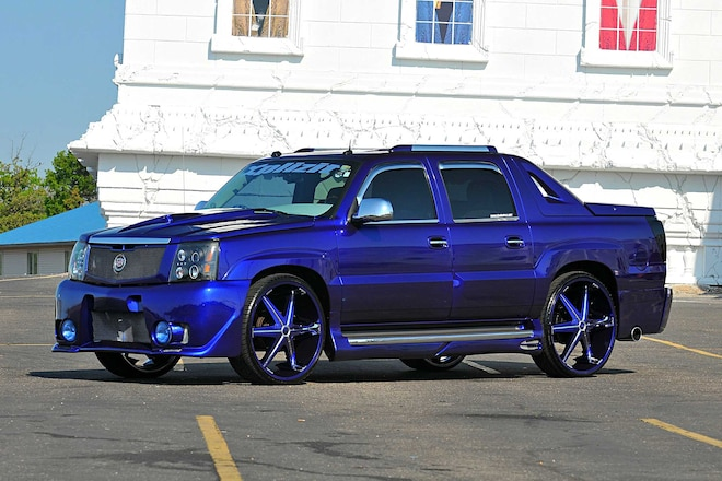 2004 Cadillac Escalade EXT - Determined