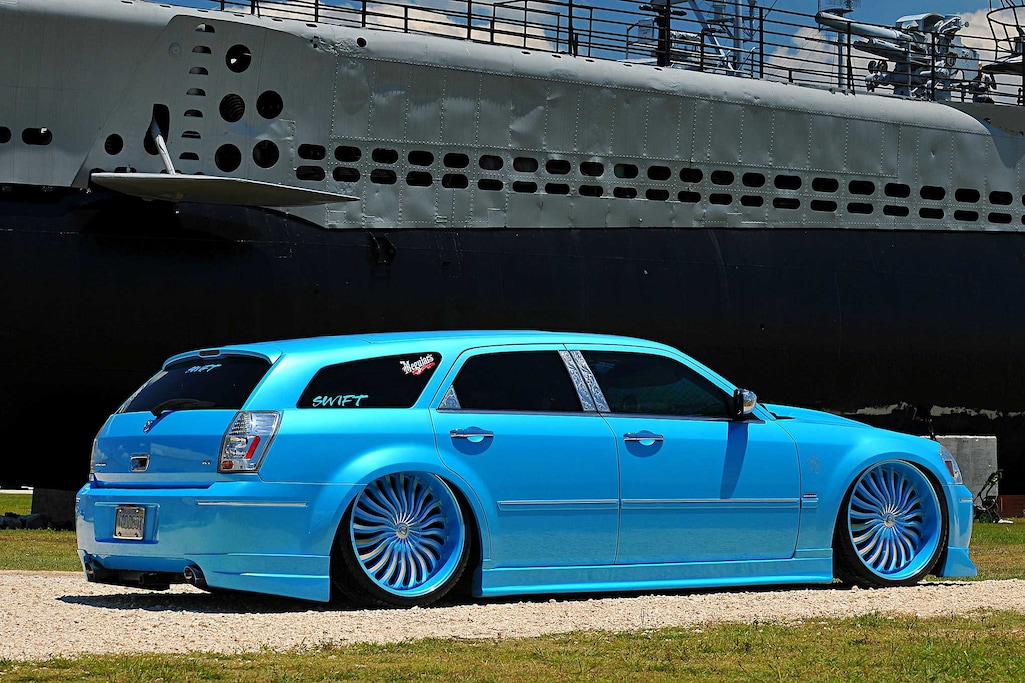 2005 Dodge Magnum Rt That Wagon Life