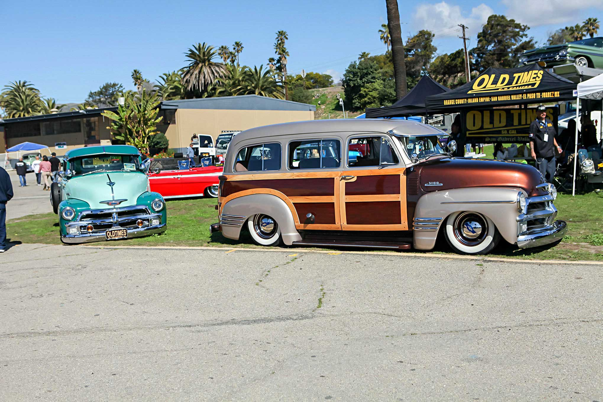 2018 Ventura County Car Show Old Times CCCars - Lowrider