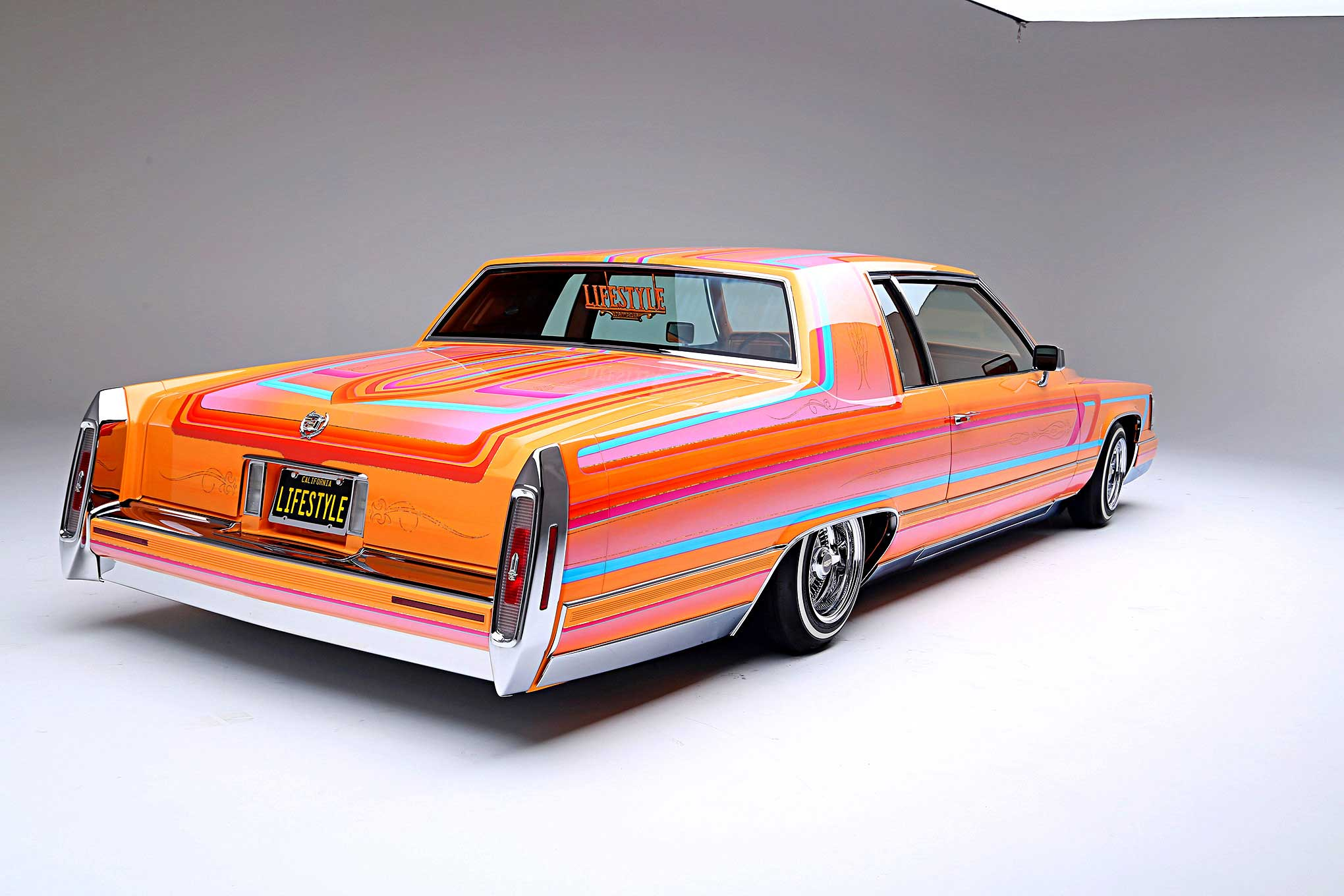 1983 Cadillac Coupe Deville - Born & Bred For This
