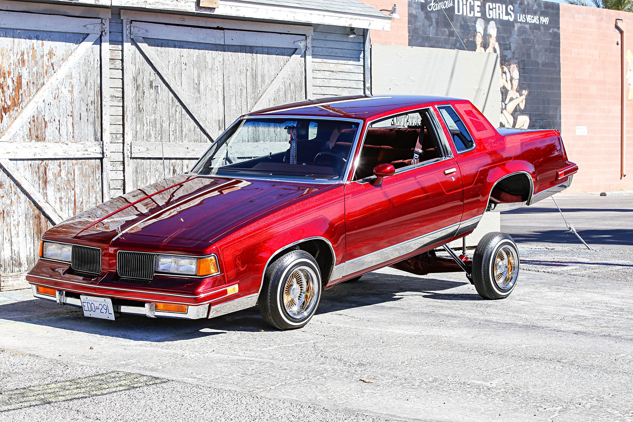 1987 Oldsmobile Cutlass Supreme From Canada With Love