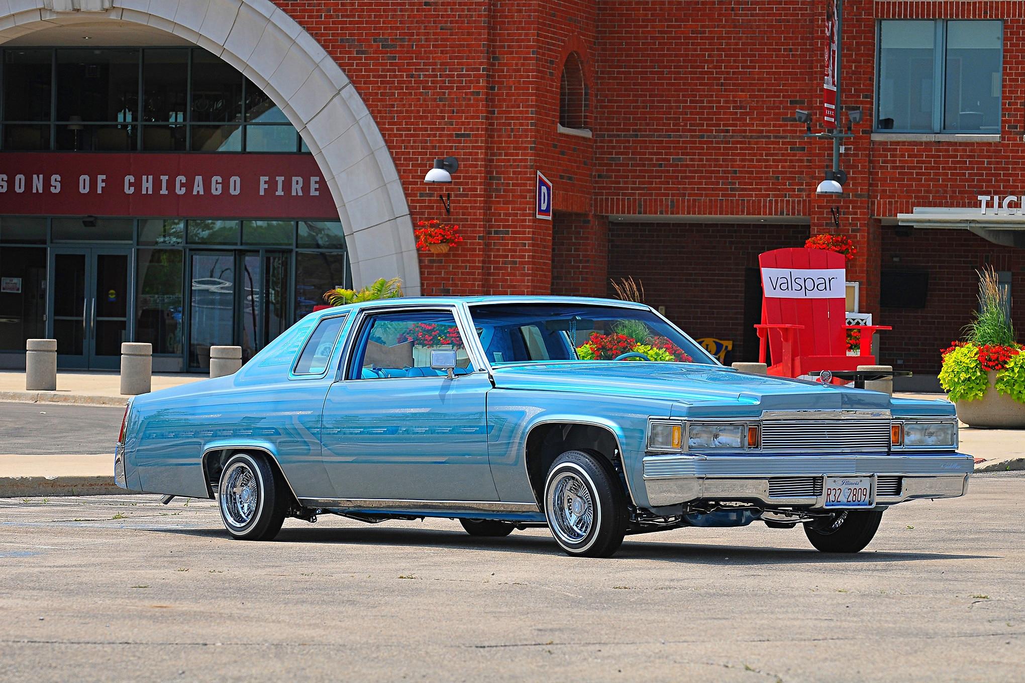 1977 Cadillac Coupe De Ville - Seeing Dreams
