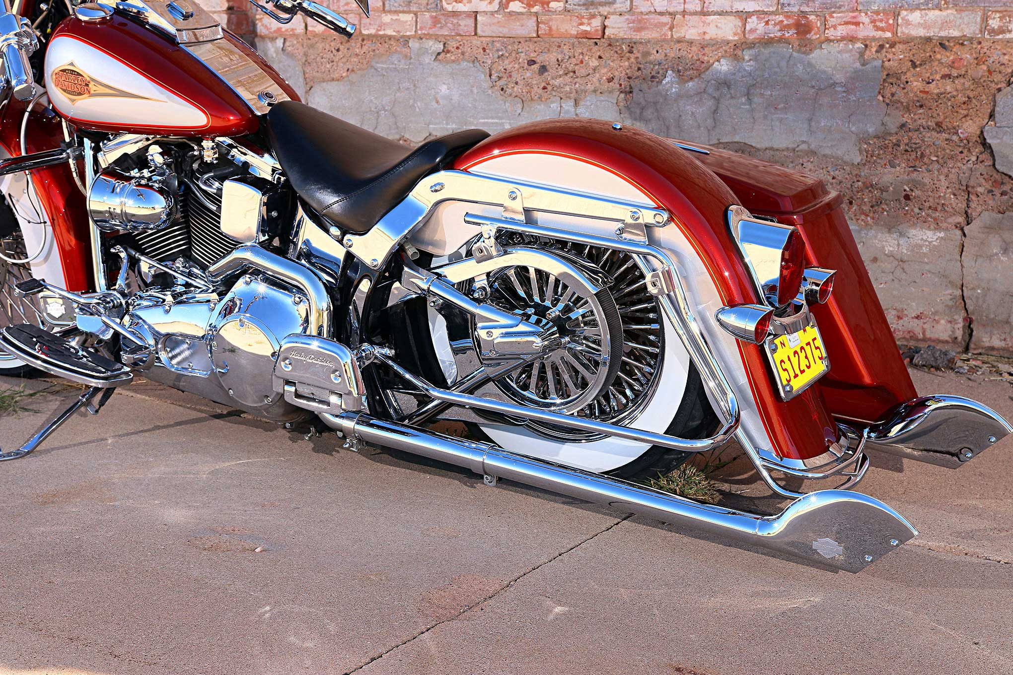 1999 Harley-Davidson Heritage Softail - Ride of Passage
