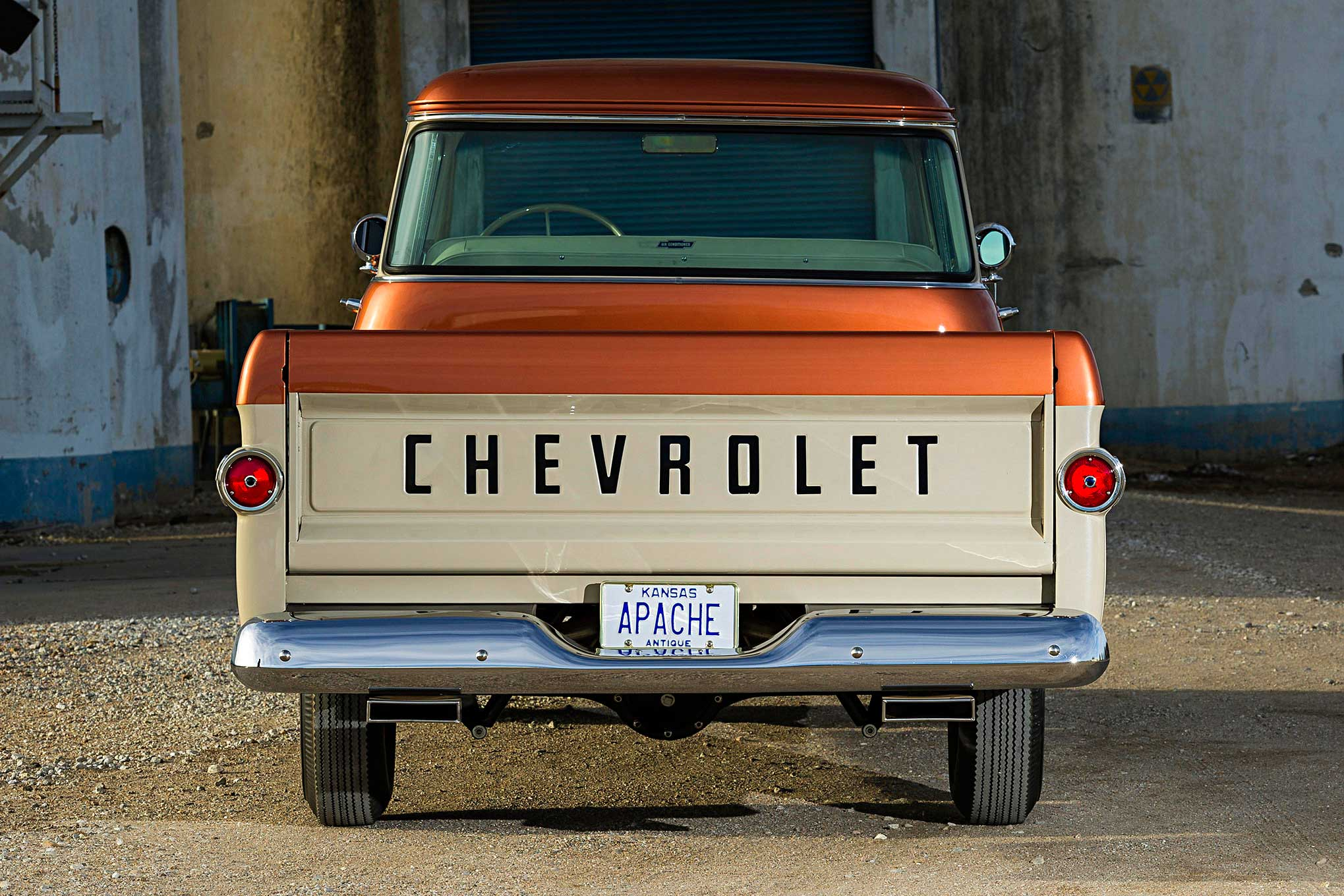 A History Of 41 To 59 Chevrolet Pickups