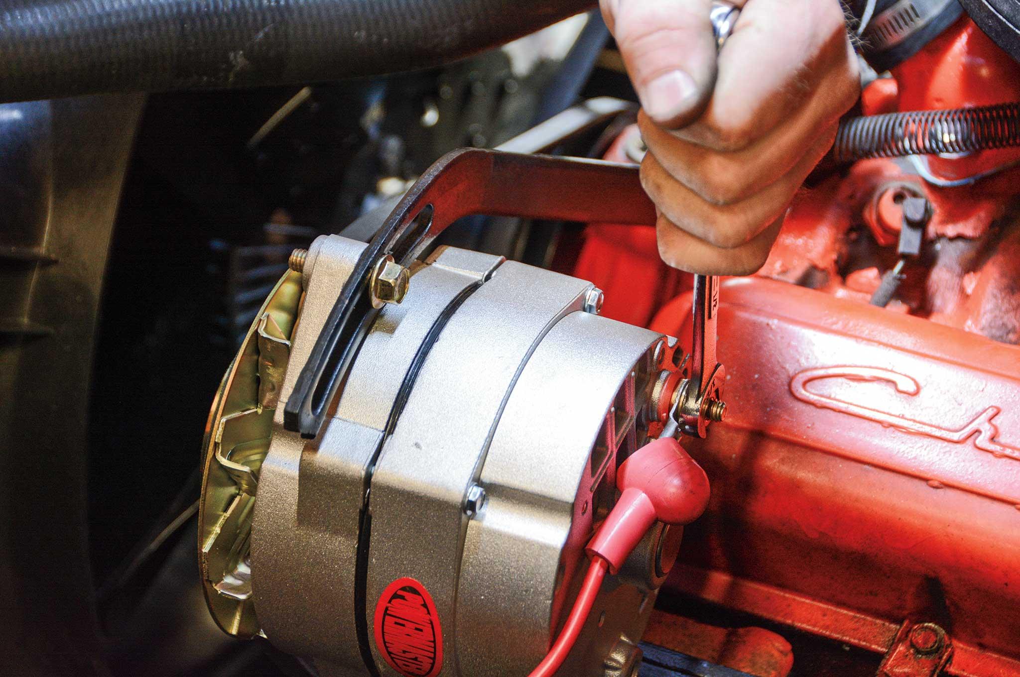 Alternator Wiring Diagram Chevy 350 Engine Alternator Wiring Diagram