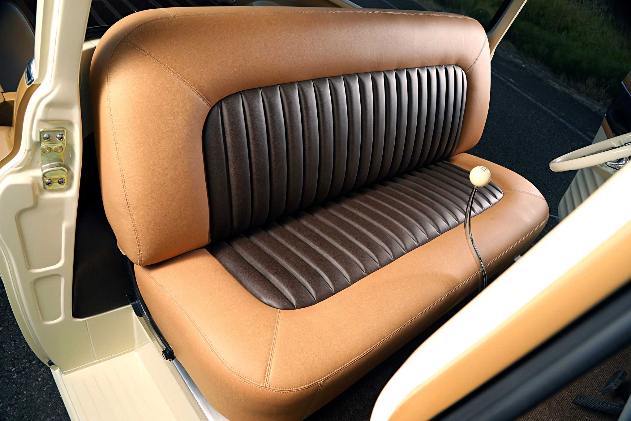 Superb 1958 Chevrolet Apache Bench Seat Lowrider Pdpeps Interior Chair Design Pdpepsorg