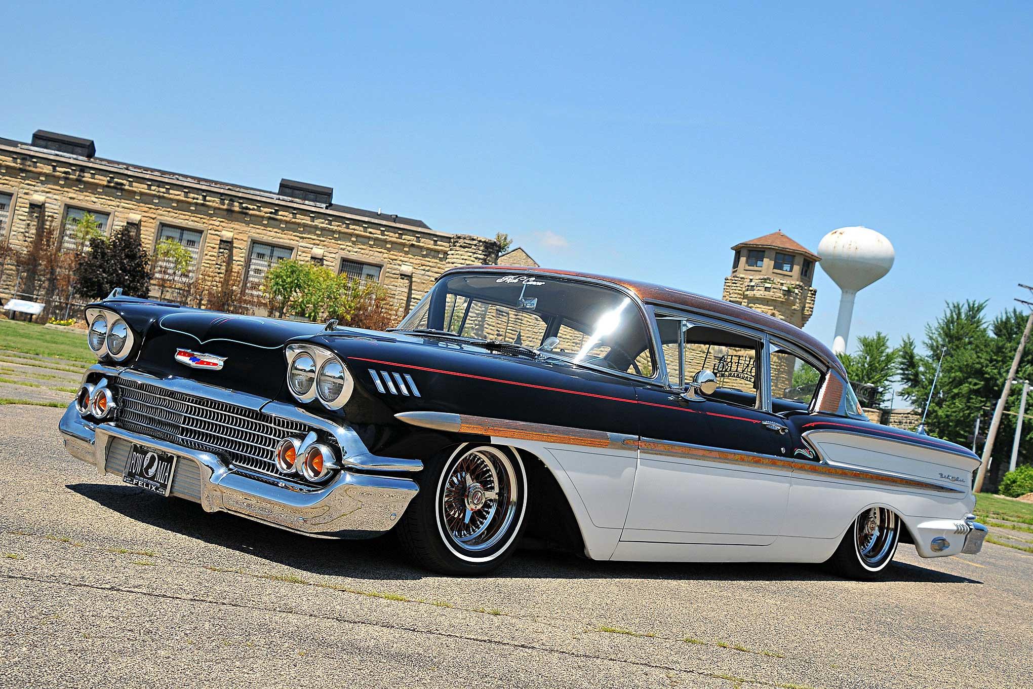 Kekurangan Chevrolet Bel Air 1958 Tangguh