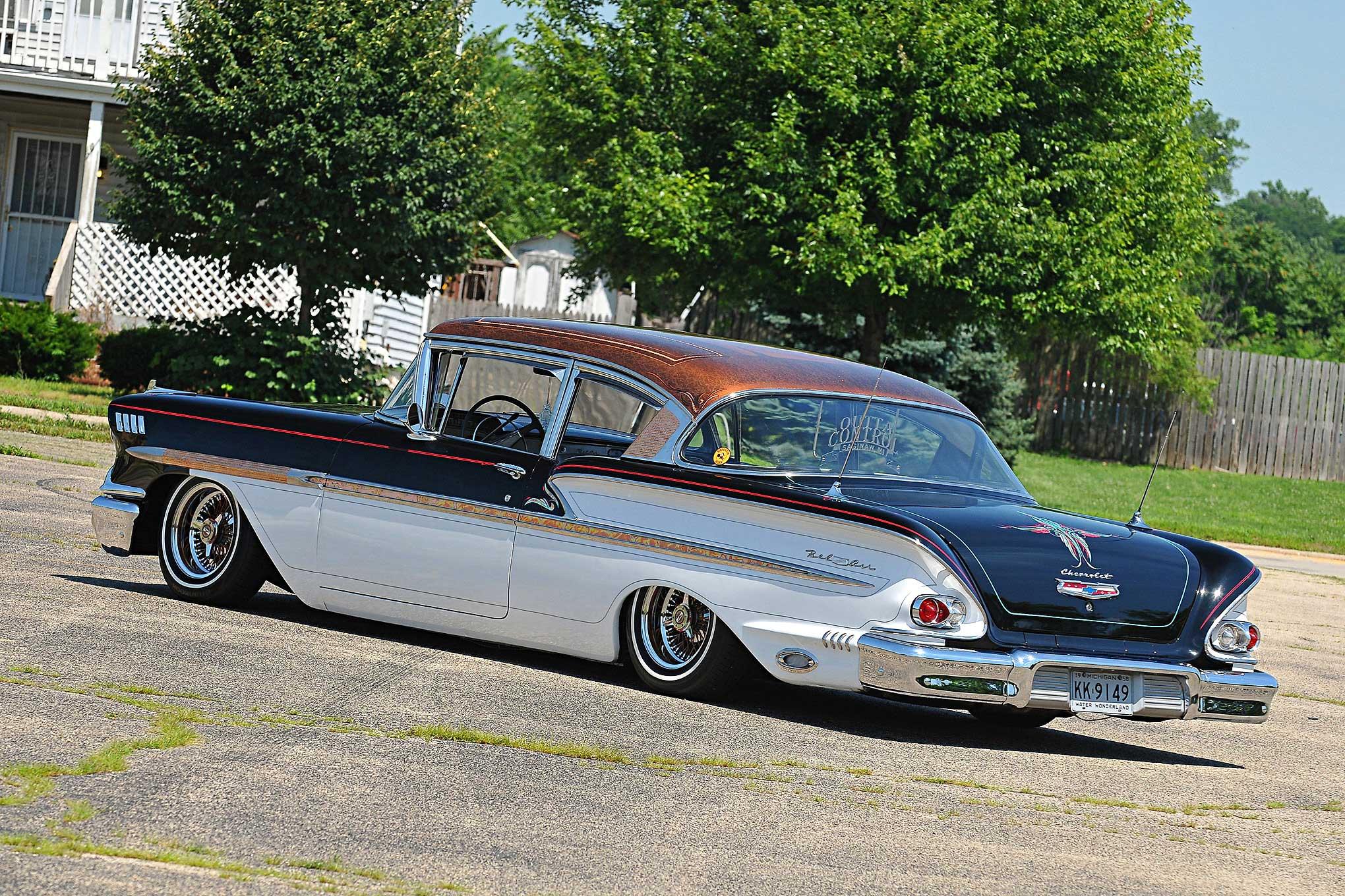Kekurangan Chevrolet Bel Air 1958 Harga