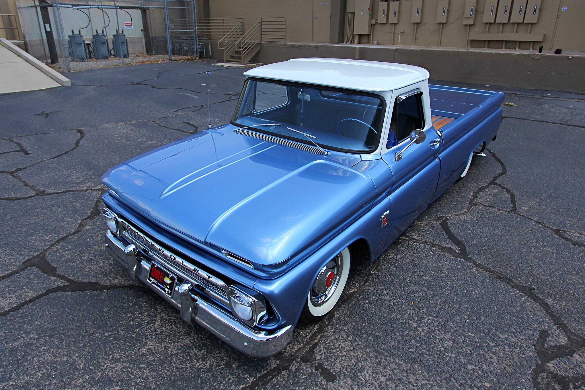 1966 Chevrolet C10 A Gift Of Love Pick Up