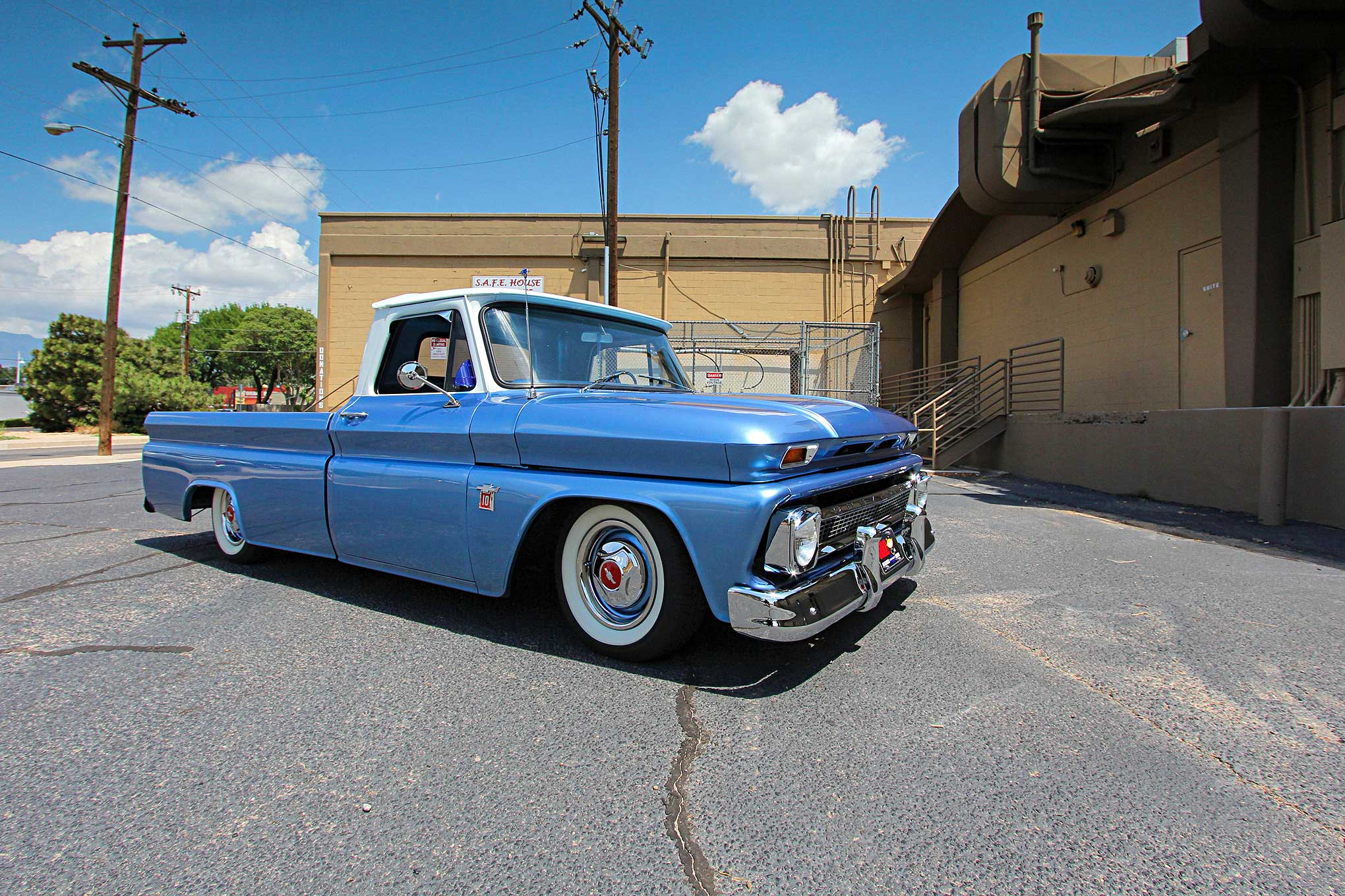1966 Chevrolet C10 A Gift Of Love Truck 16 29