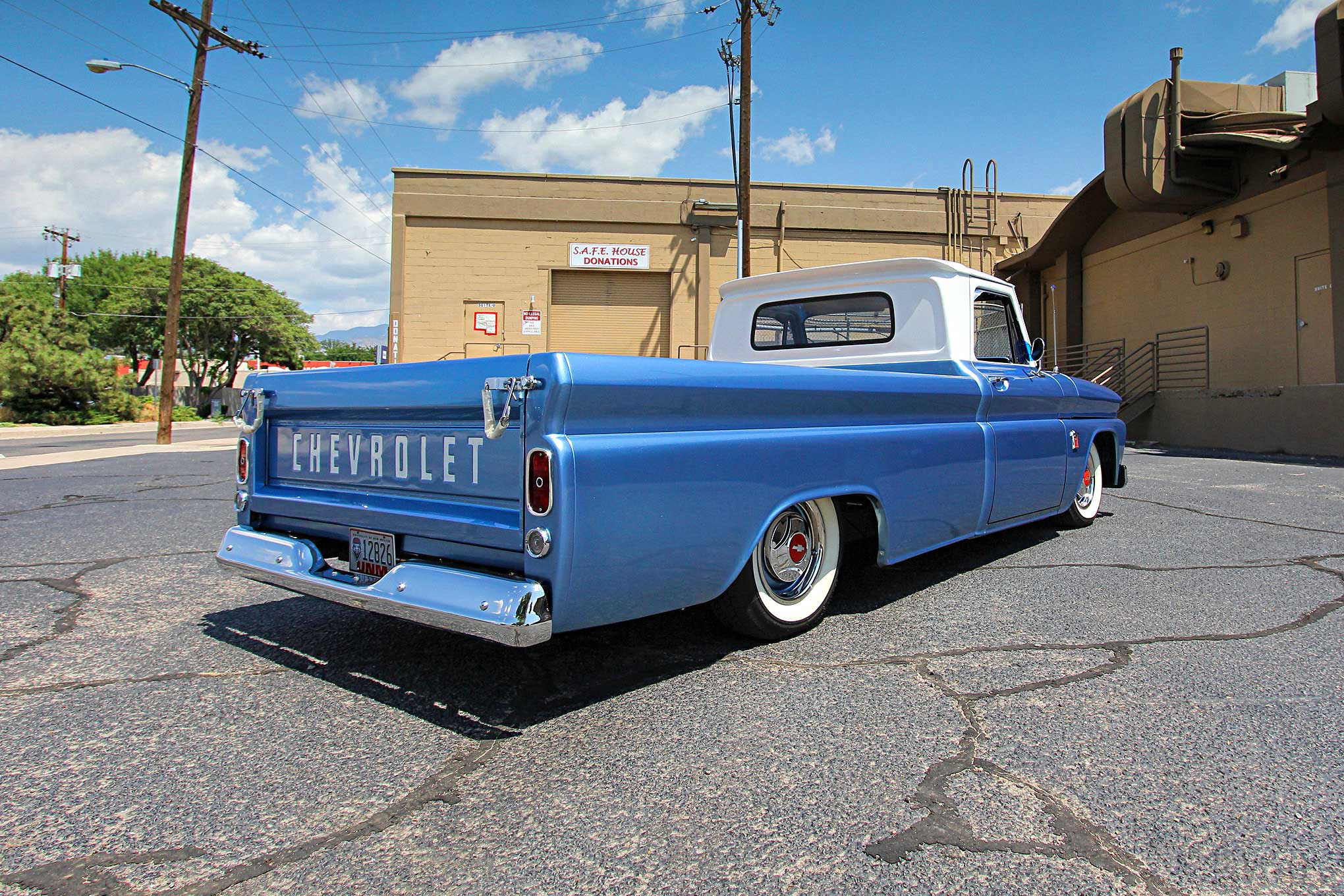 1966 Chevrolet C10 A Gift Of Love