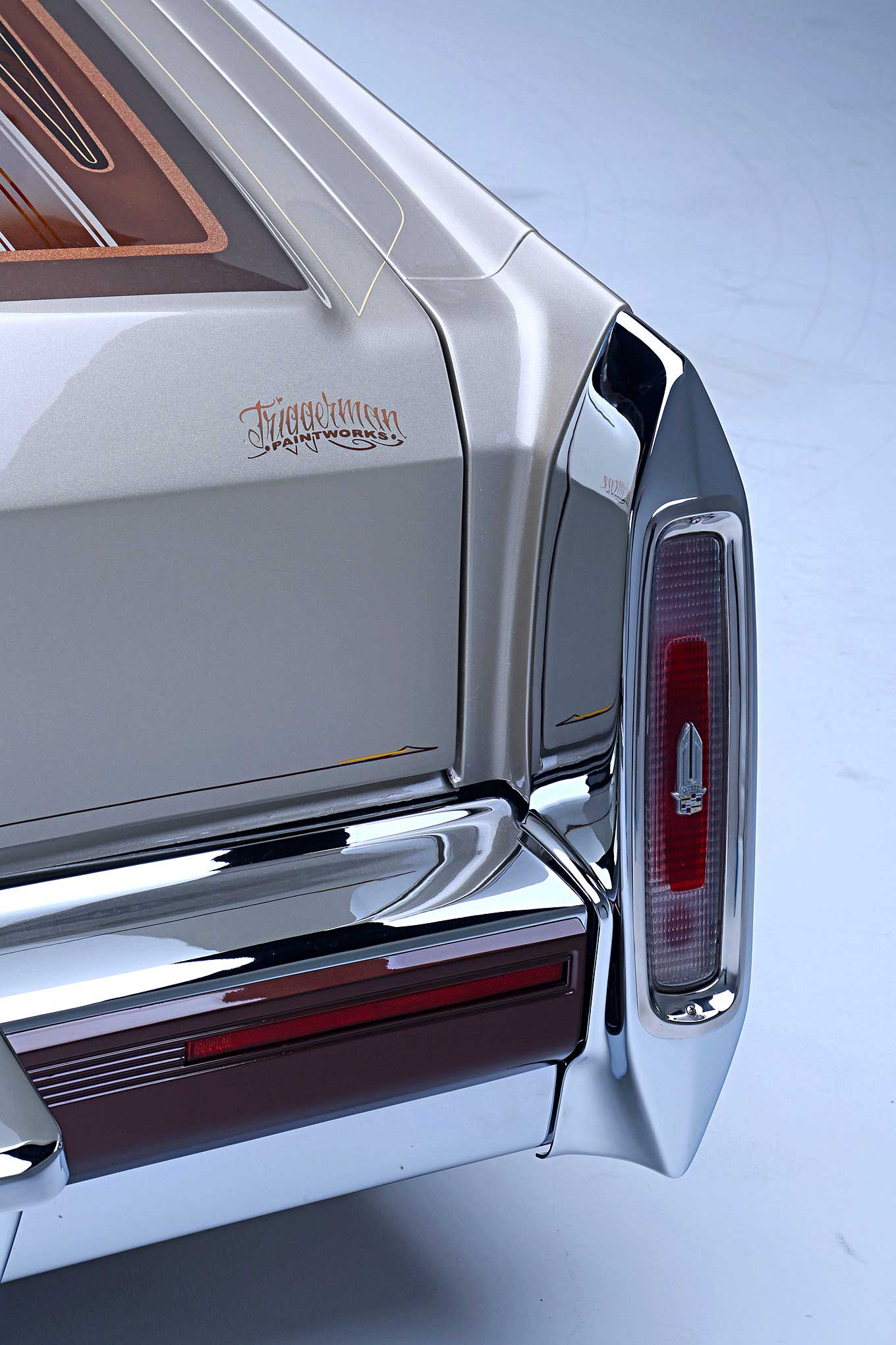 1981 Cadillac Coupe Deville Euro Tail Light