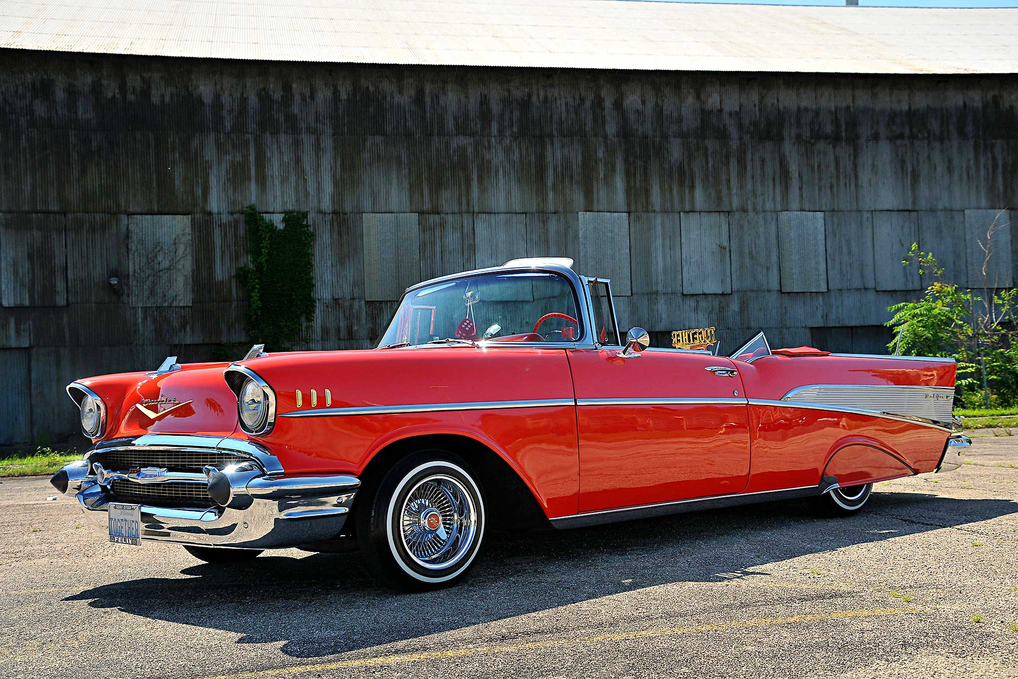 1957 Chevrolet Bel Air - Game Changer 57