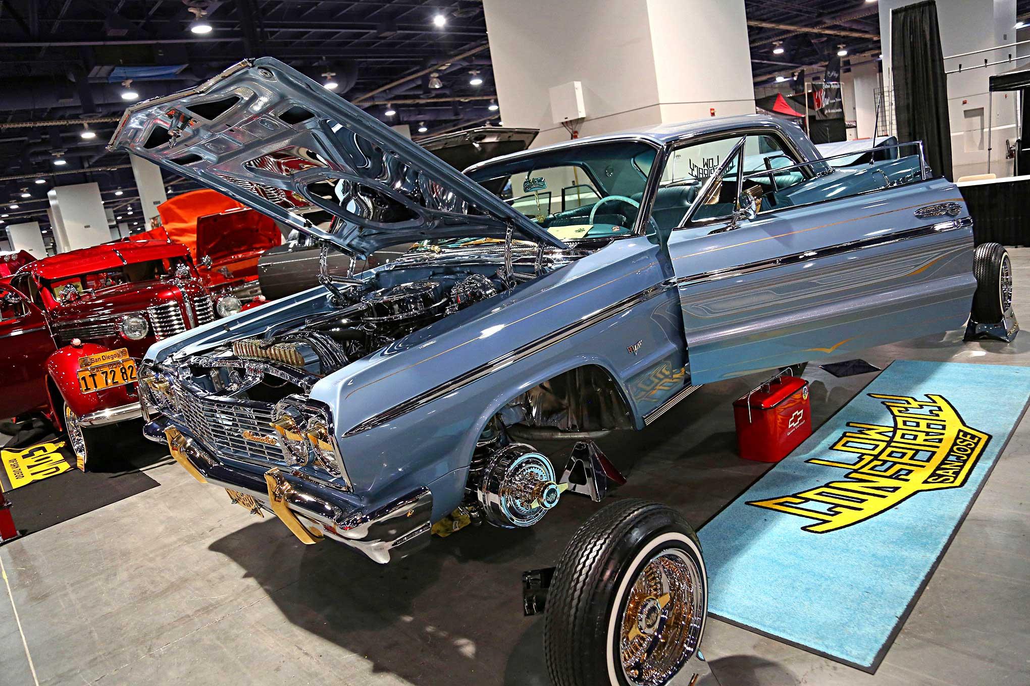 Las Vegas Super Show Low Conspiracy San Jose Impala Lowrider - San jose car show discount tickets