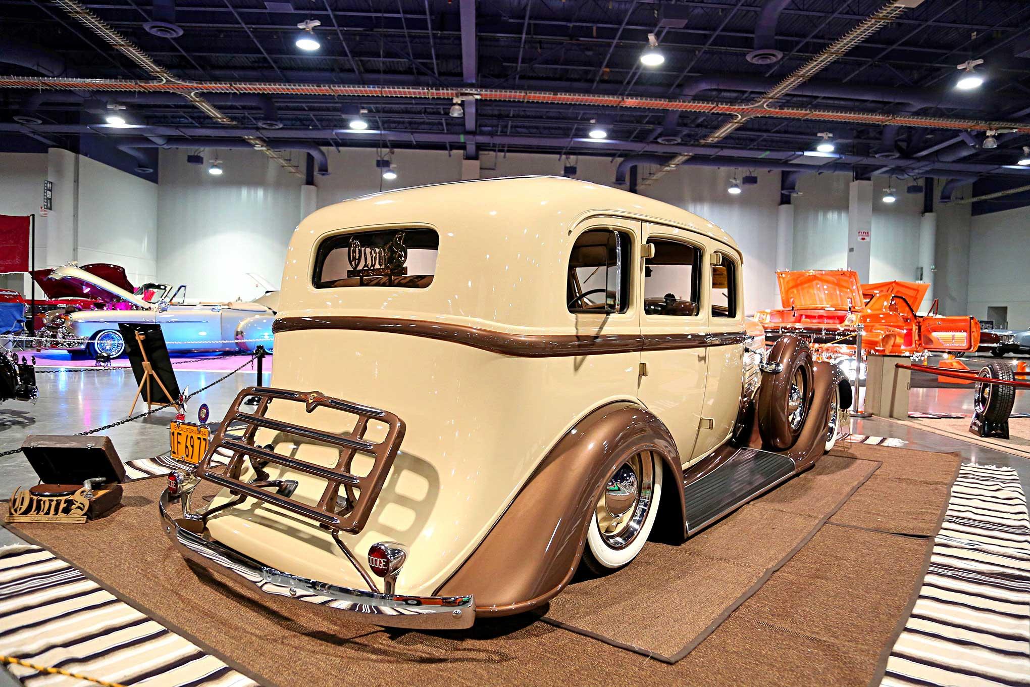 Las Vegas Super Show Slammed Dodge Lowrider - Dodge car show 2018