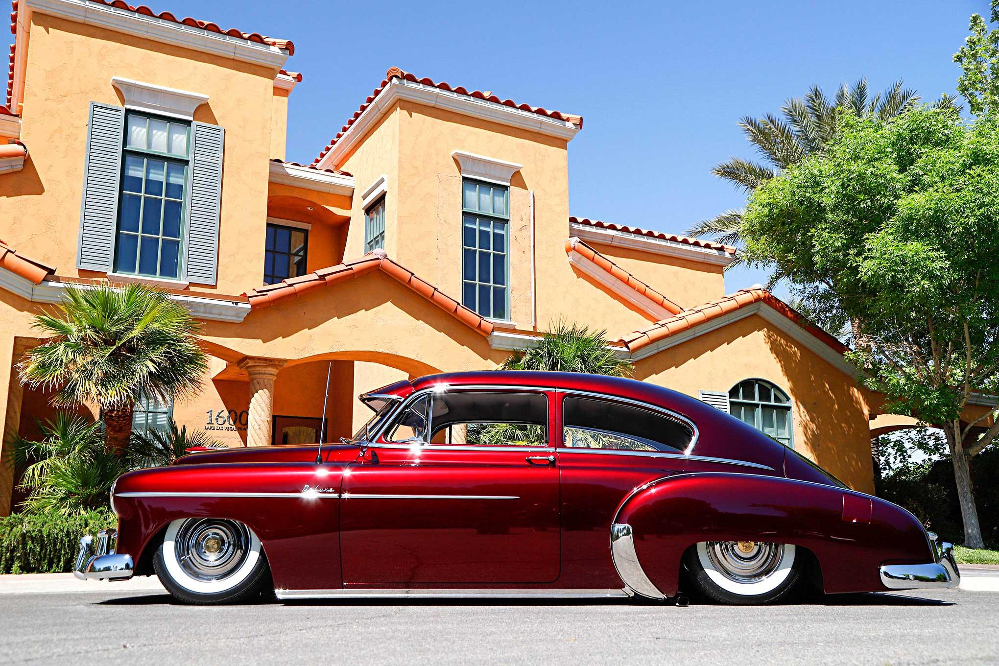 1949 Chevrolet Fleetline Deluxe - The Promise