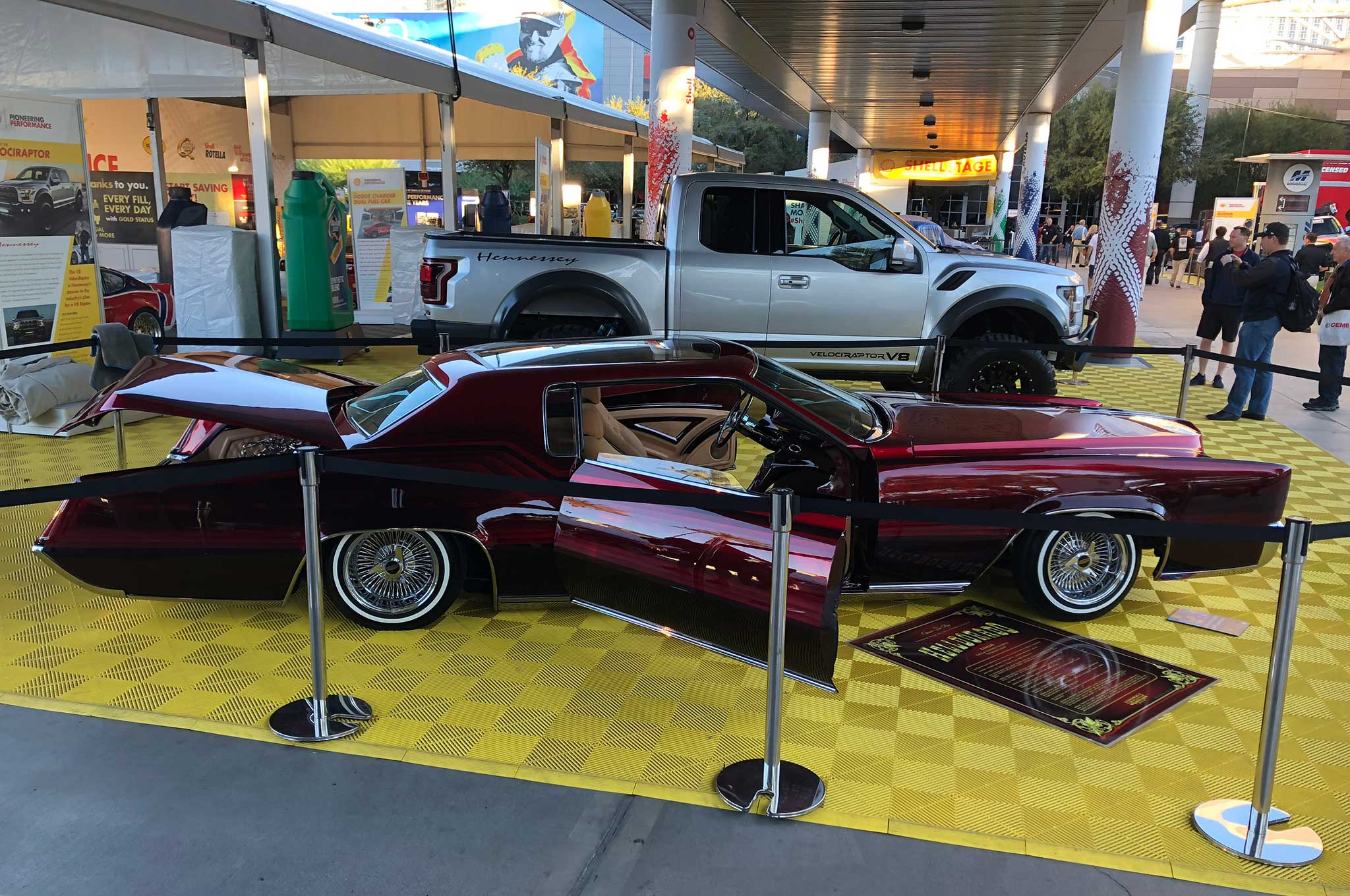 1968 cadillac eldorado driver side profile lowrider Cadillac Fleetwood Lowrider about this editor