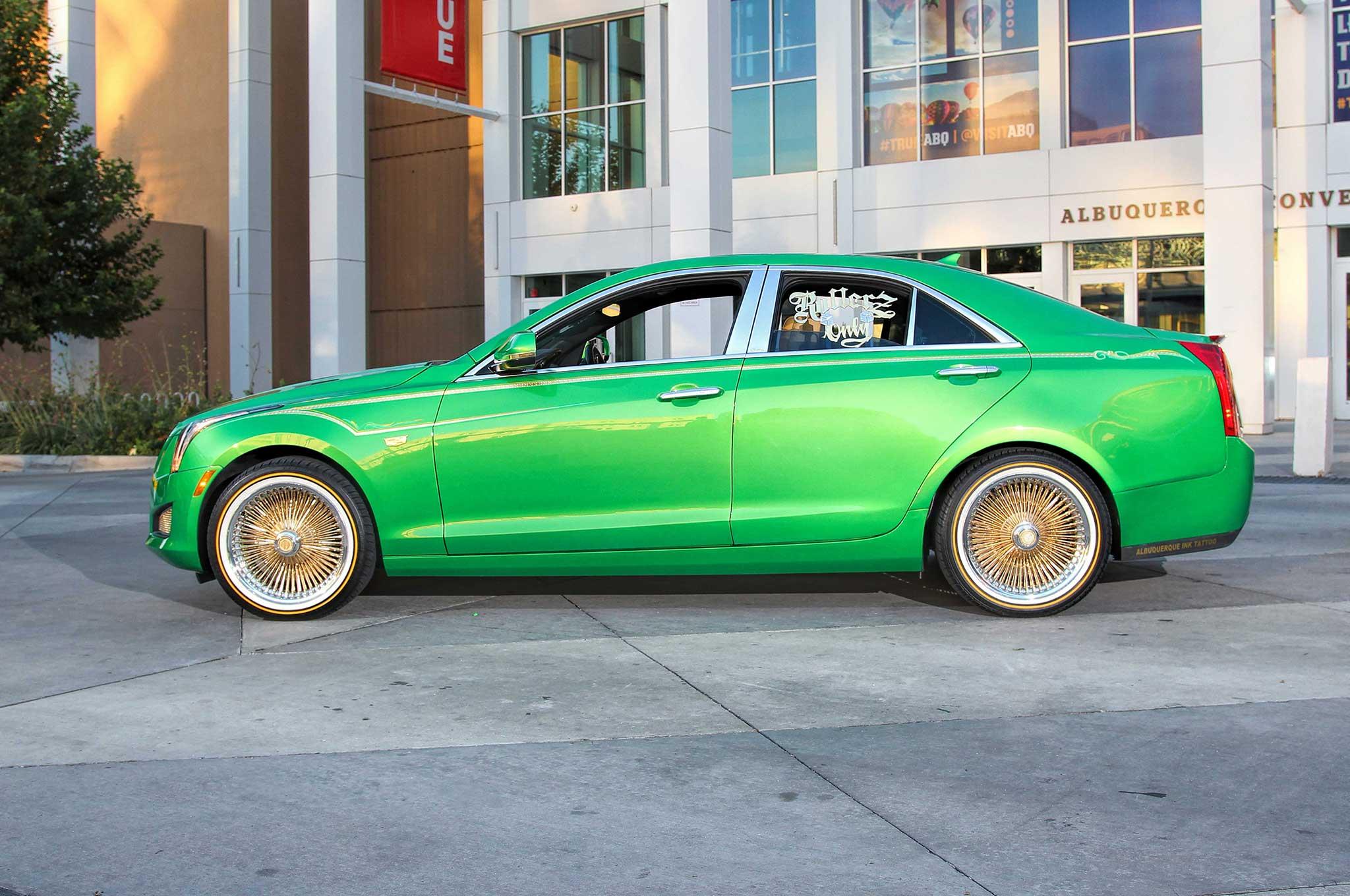 2013 Cadillac Ats Roller Boy