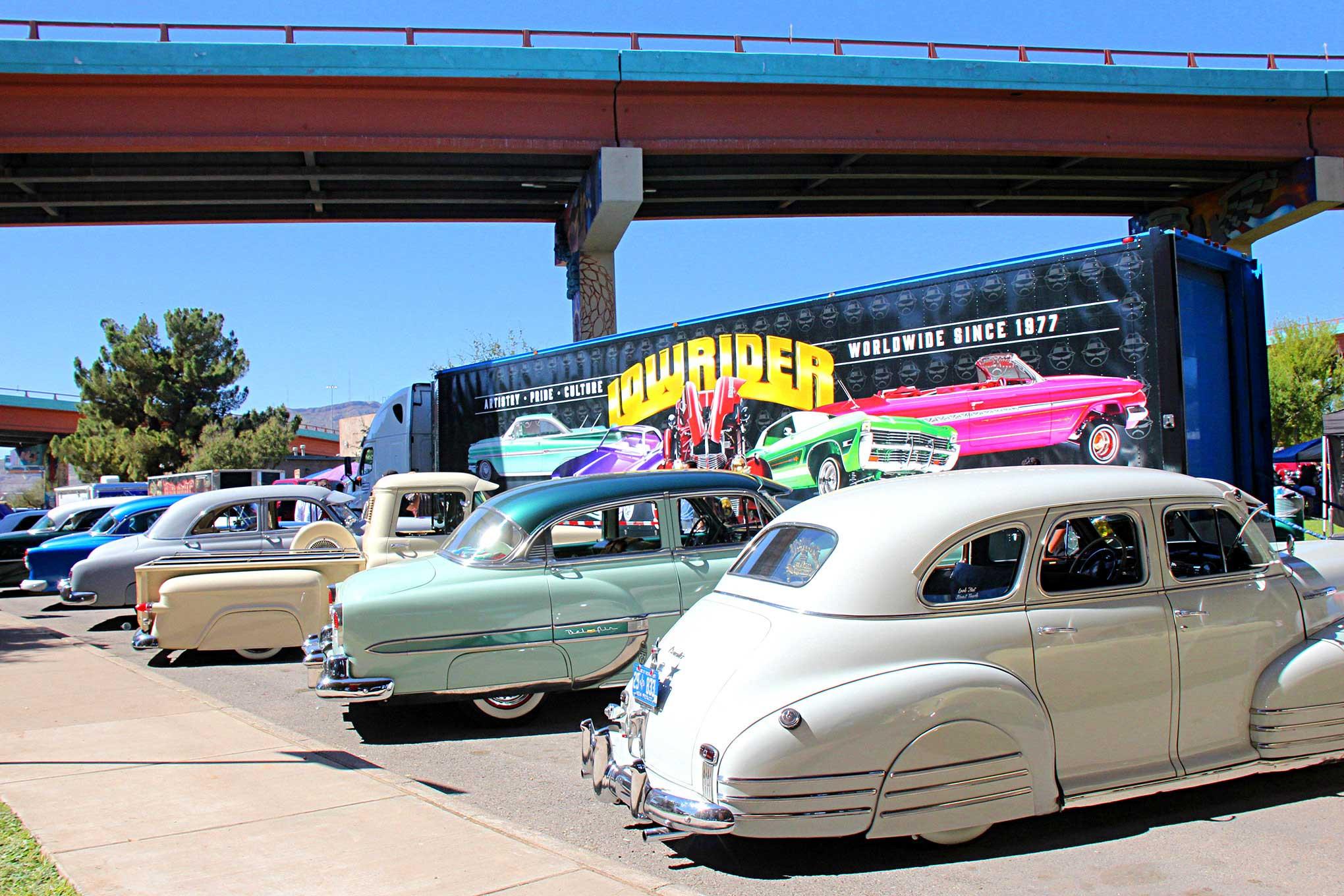 Chevy El Paso >> 2018 El Paso Meat Up Chevy Lowriders Lowrider