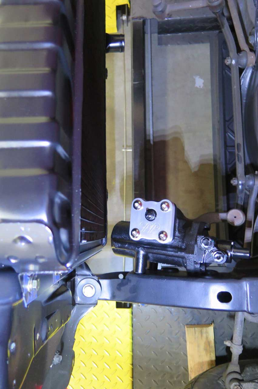 CPP 500 Series Power Steering Box Install - Steer Clear From