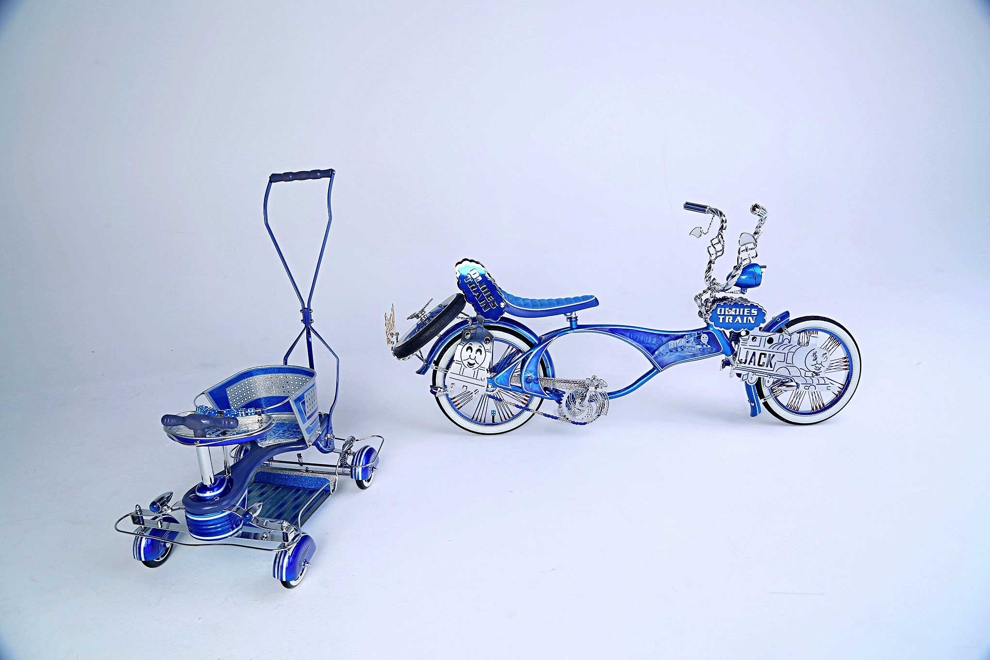 68 Schwinn Bike & '50s Taylor Tot Stroller – A Solid