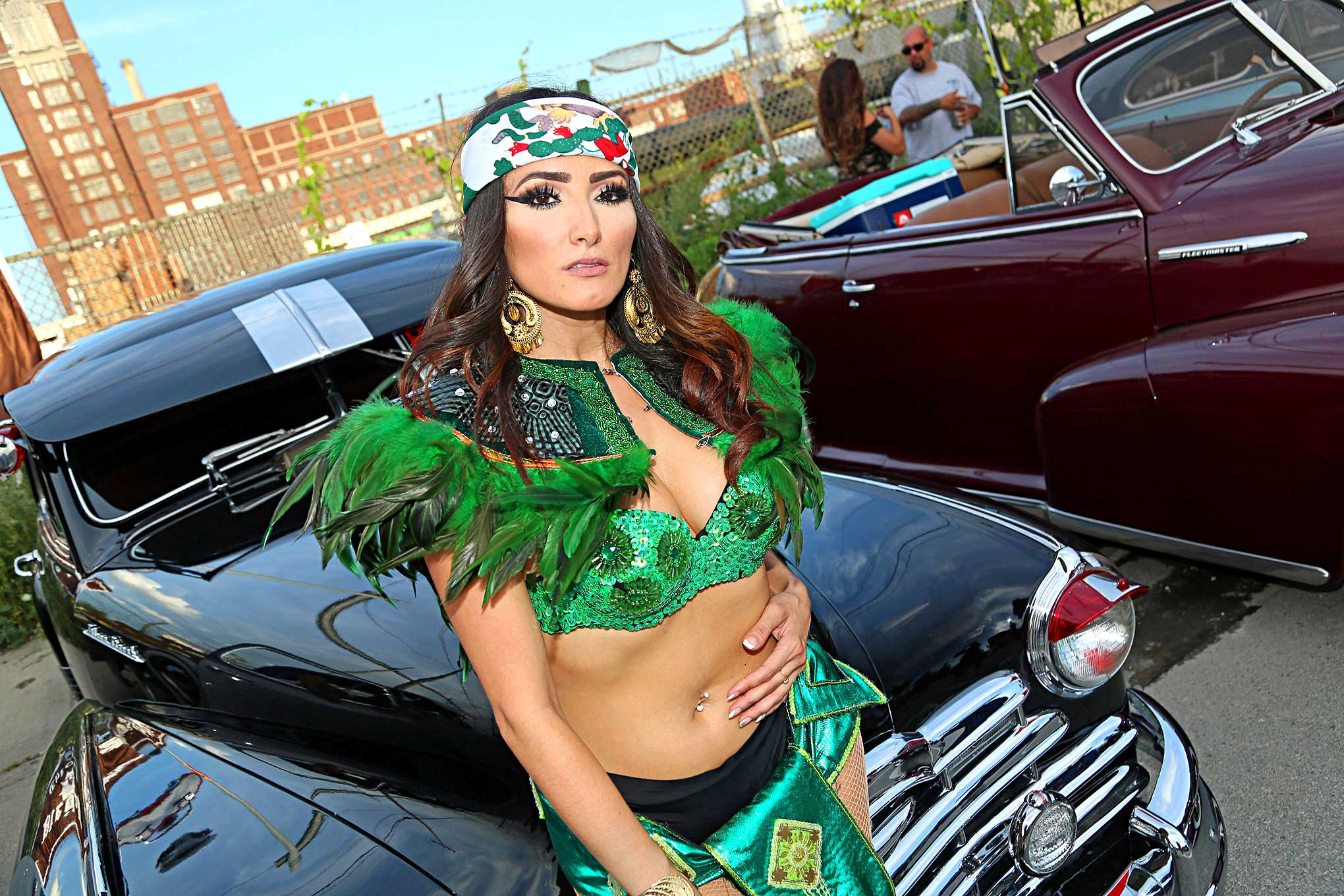Can sexy lowrider girls remarkable