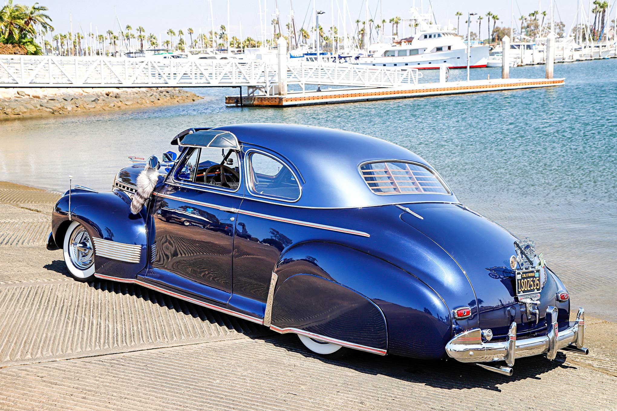 1941 Chevrolet Special DeLuxe Coupe - To Honor Thy Mother