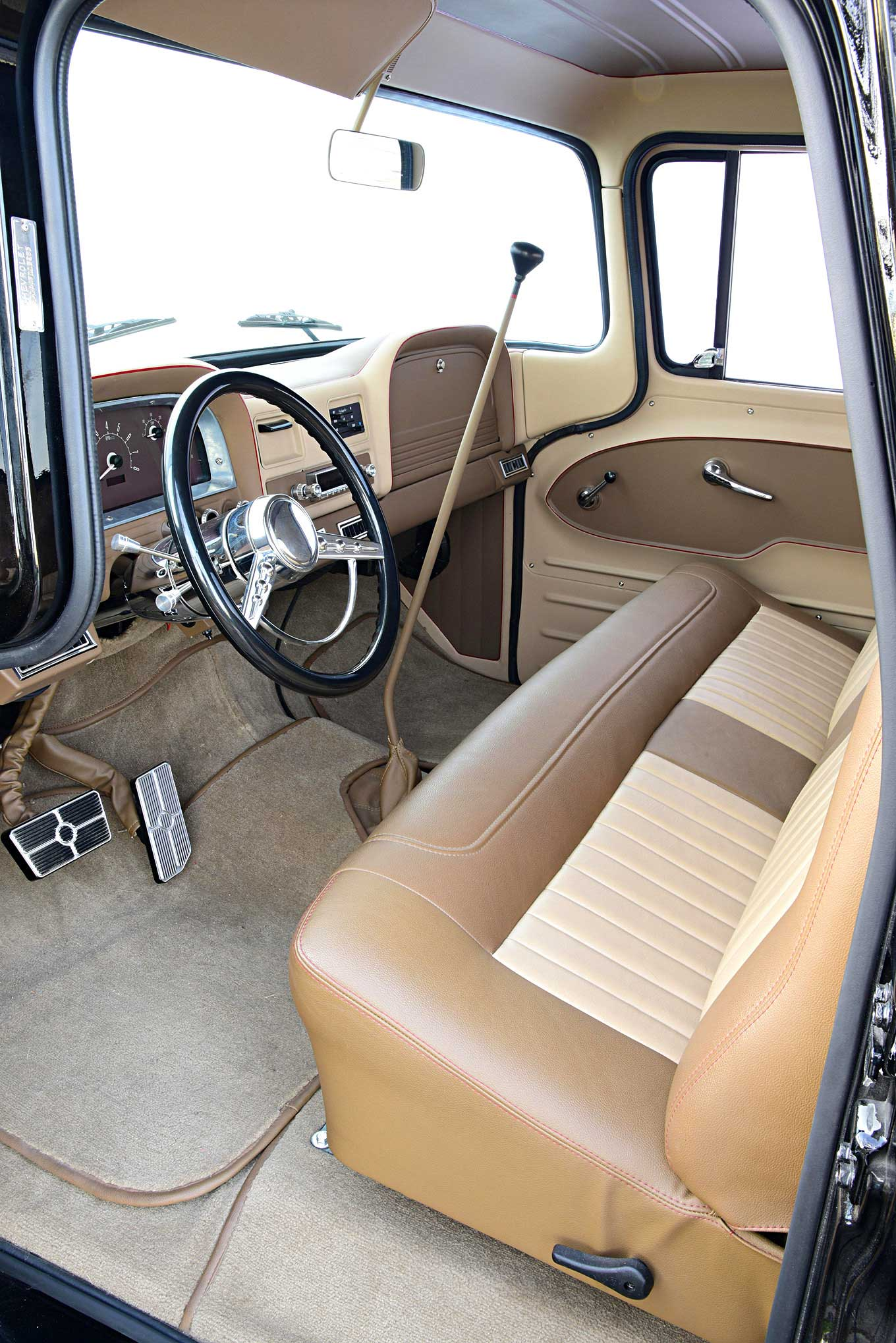 1963 Chevy C10 Interior - Lowrider