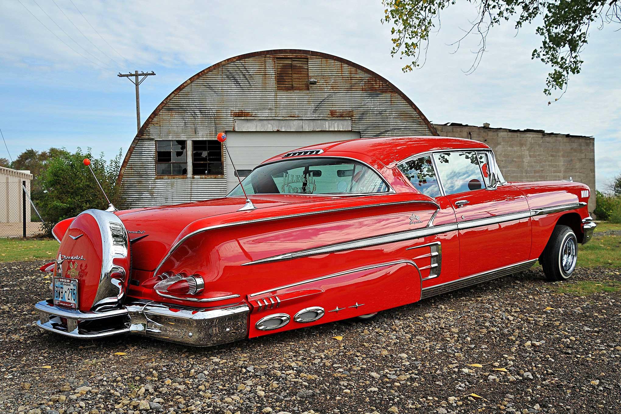 Kekurangan Chevrolet Impala 1958 Tangguh