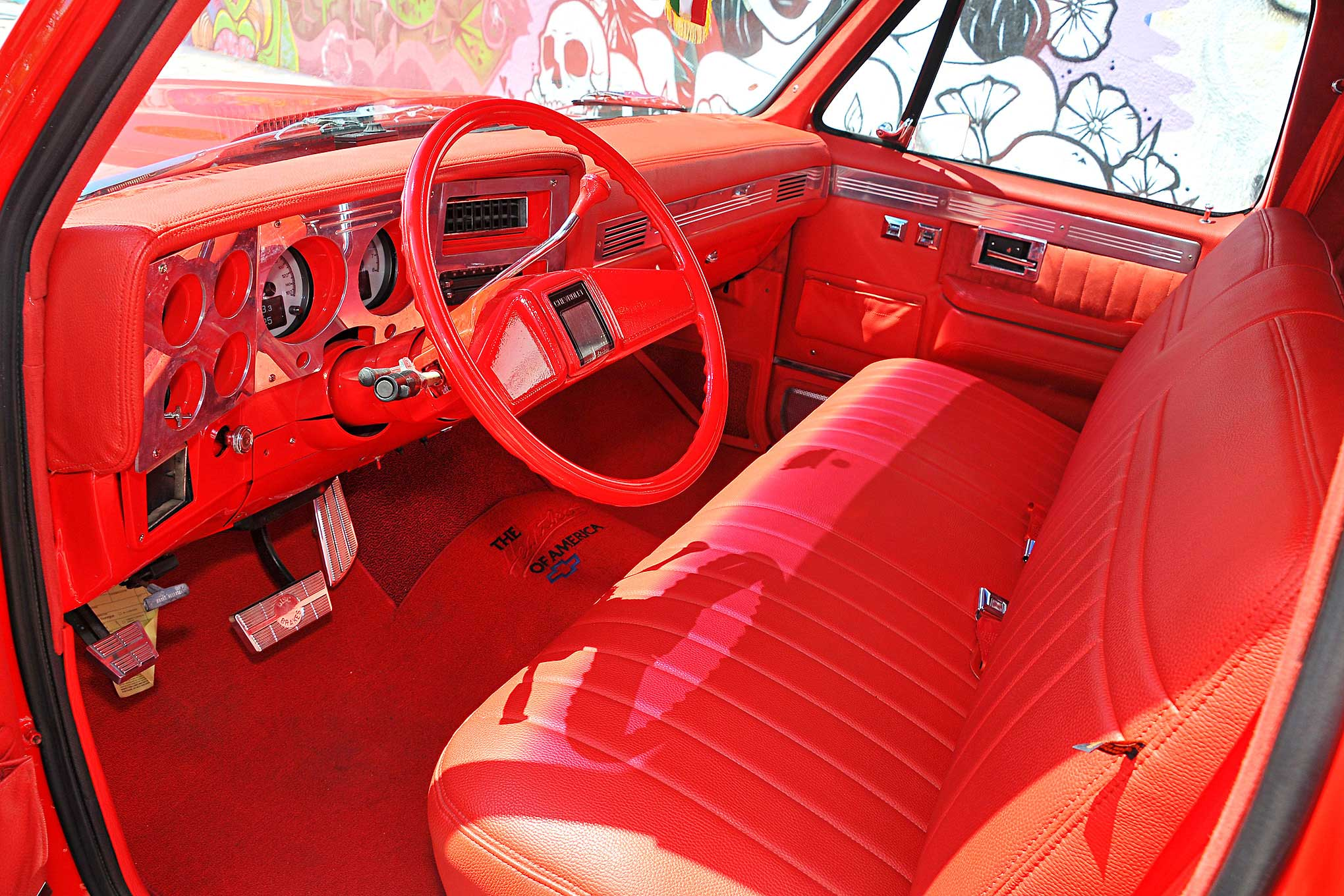 22 Inch Tires >> 1984 Chevrolet C10 - La Mamalona