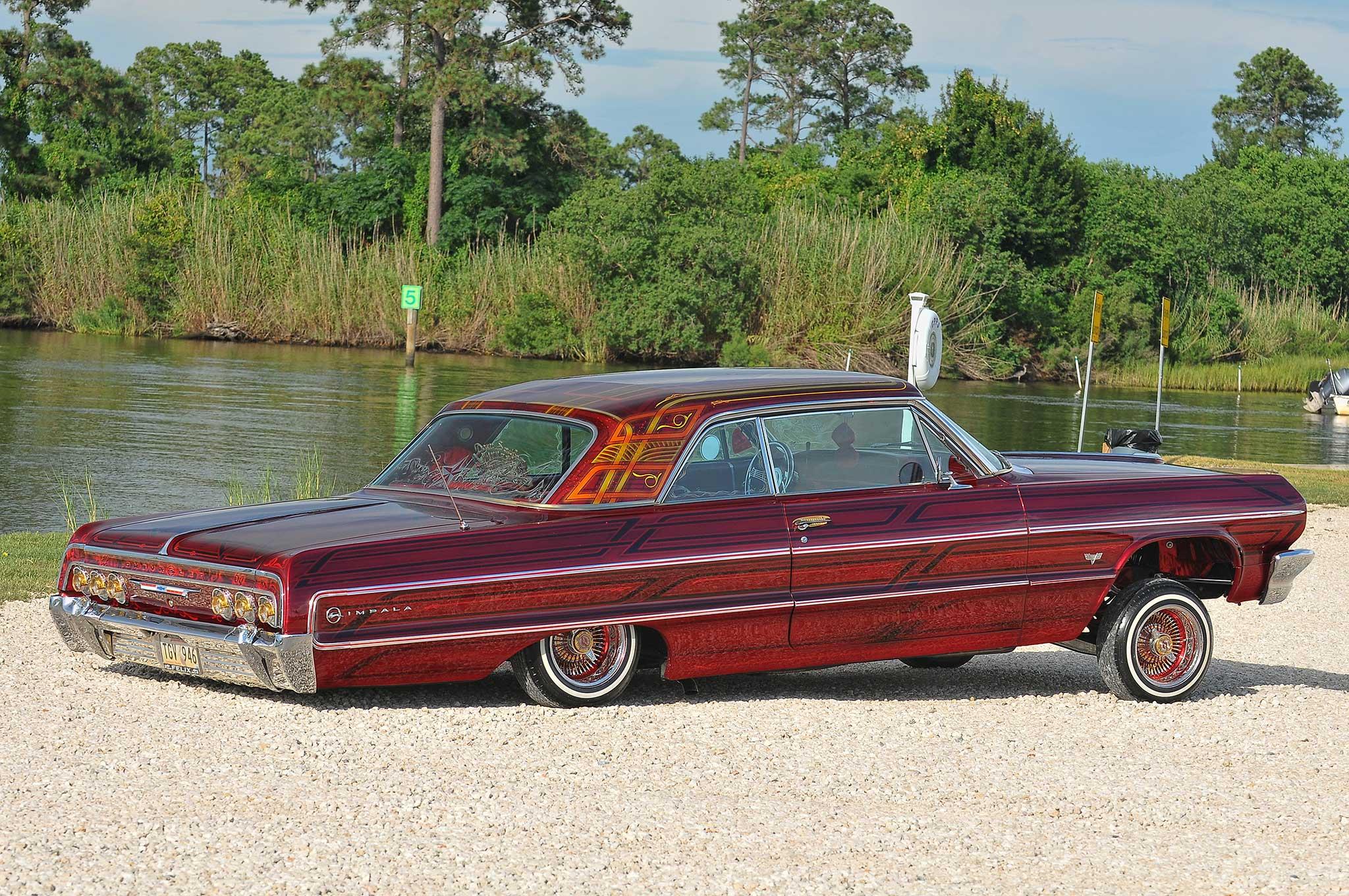 Kekurangan Chevrolet Impala 1964 Top Model Tahun Ini