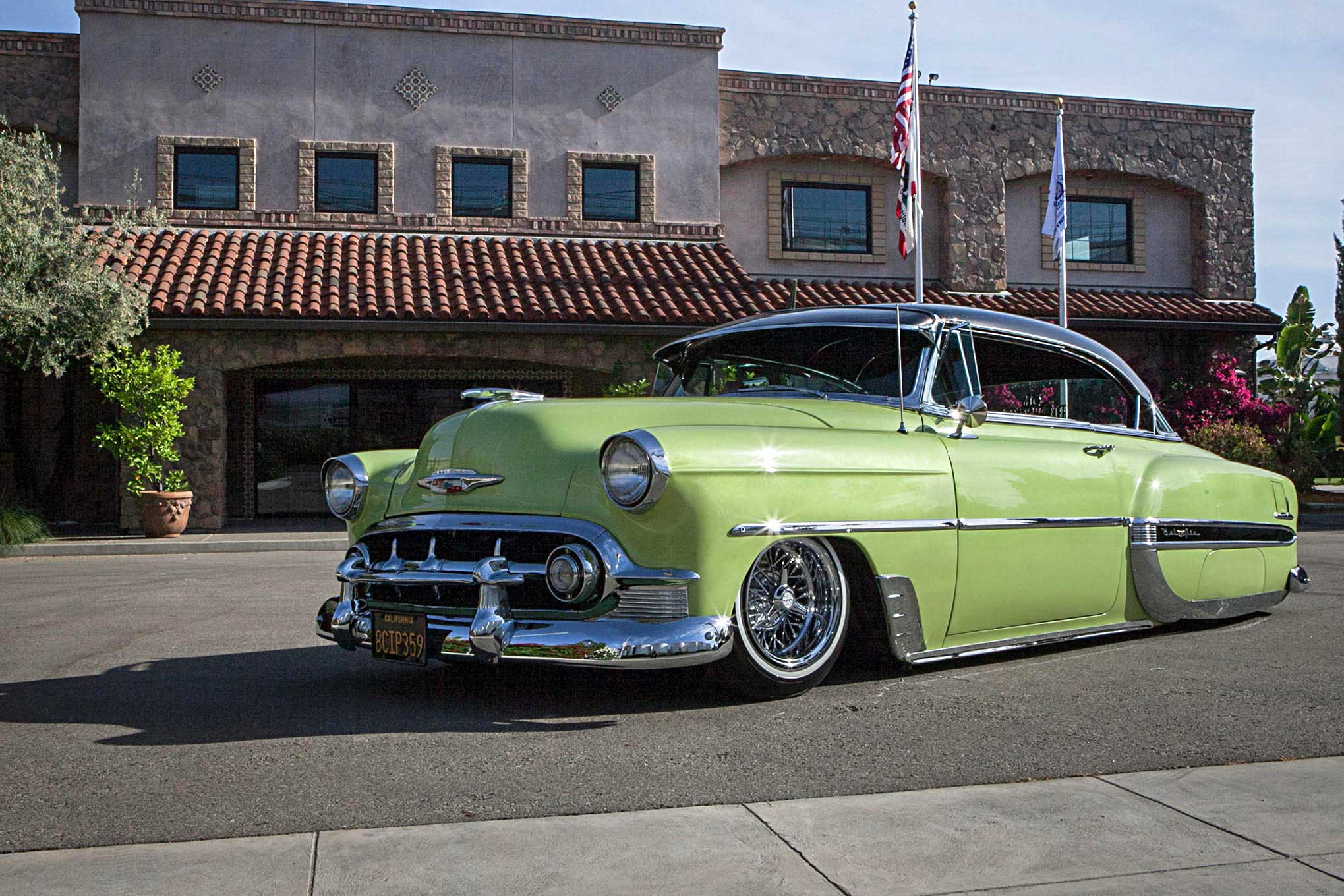 Kelebihan Chevrolet 1953 Tangguh