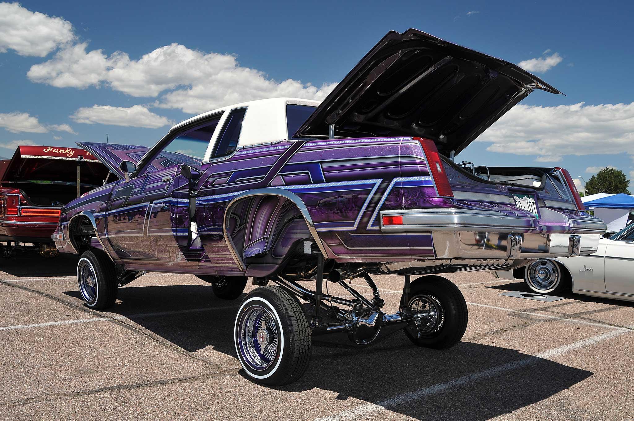 8th Annual City Wide Car Truck Show Oldsmobile Cutlass