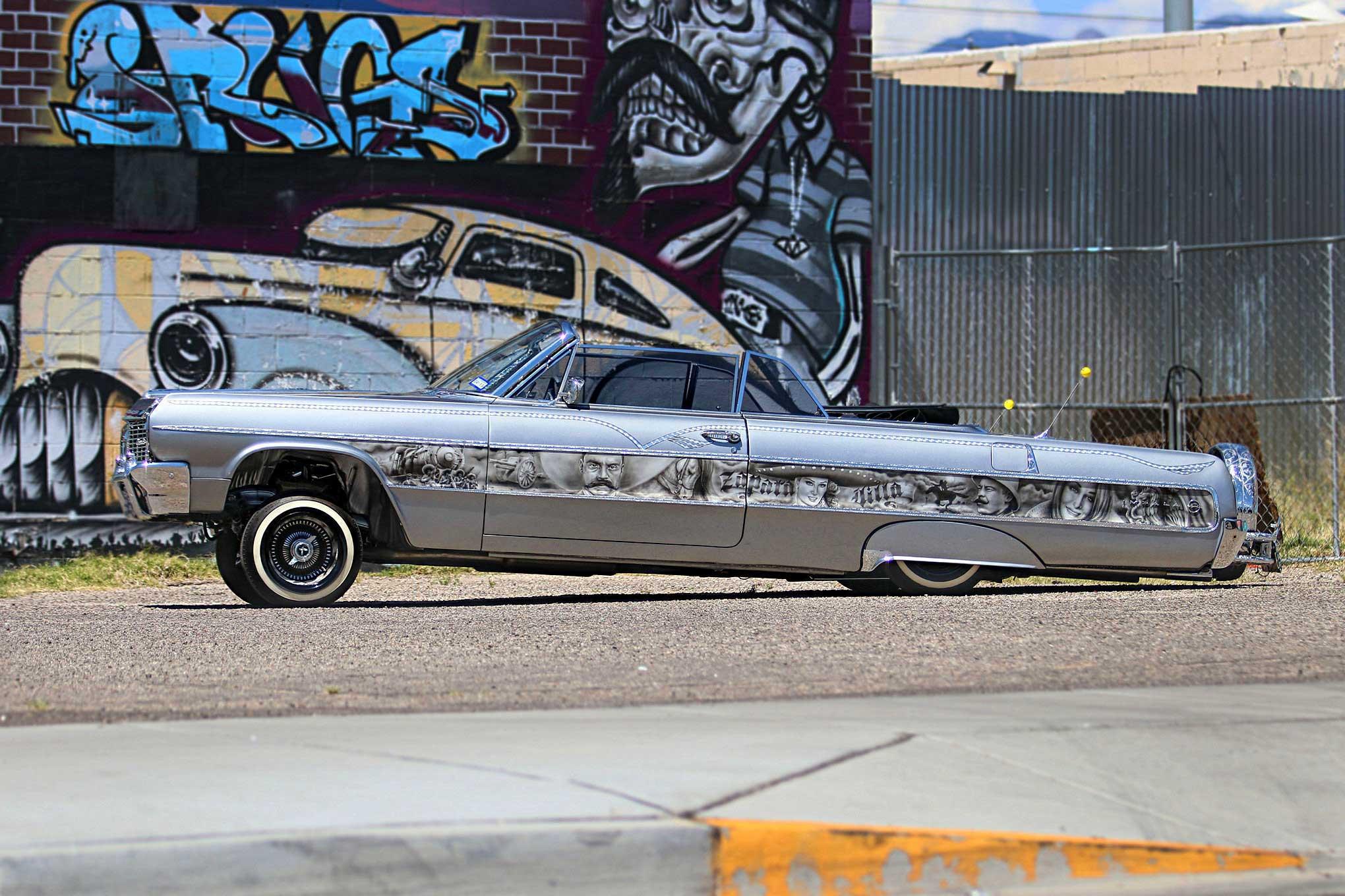 1964 Chevrolet Impala - Rust Bucket