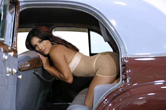 hot naked mexican lowrider girls
