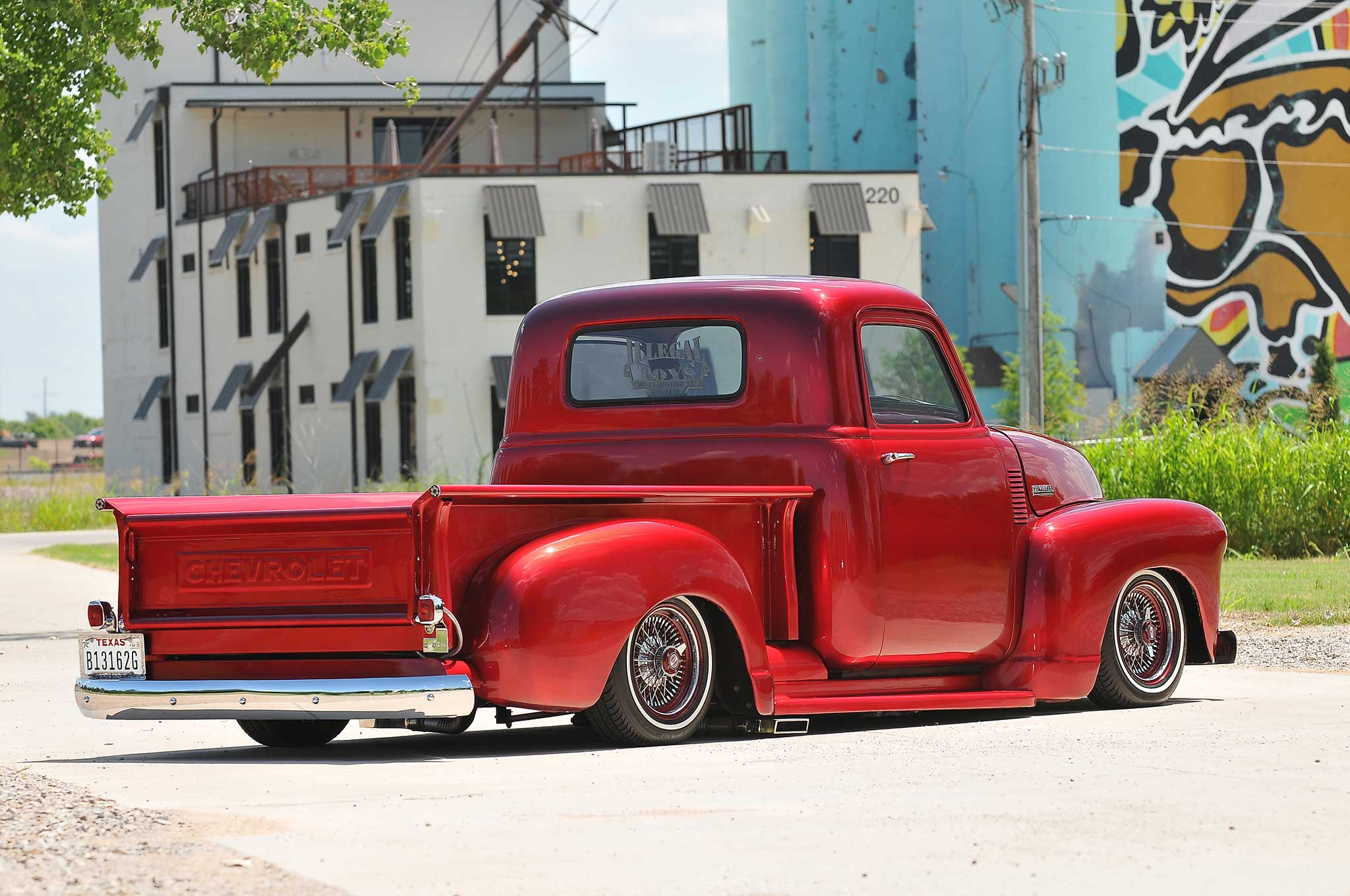 1952 Chevy 3100 Dream On