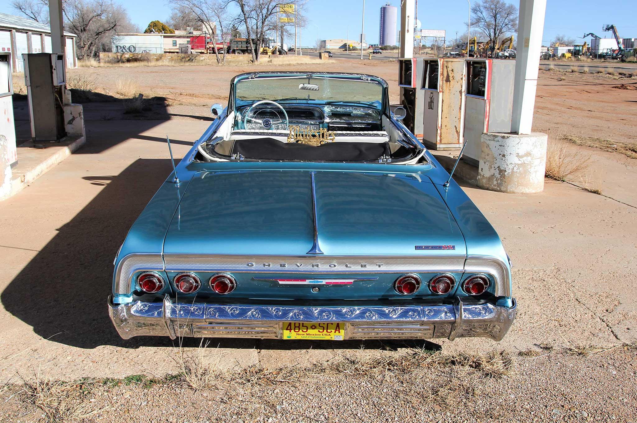 Kekurangan Impala 64 Harga