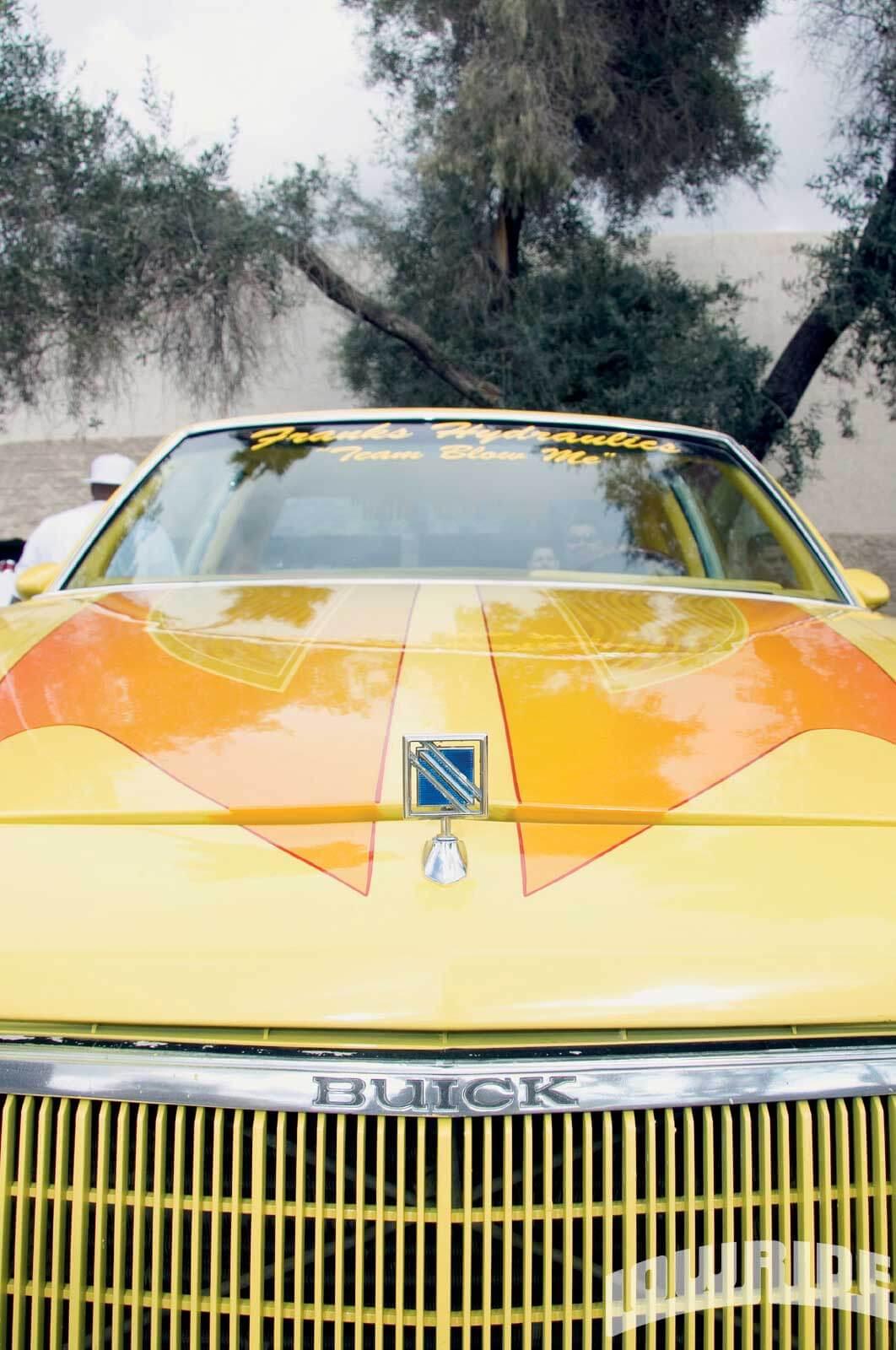 Lowrider Garage & Joe Ray Visit Franks Hydraulics